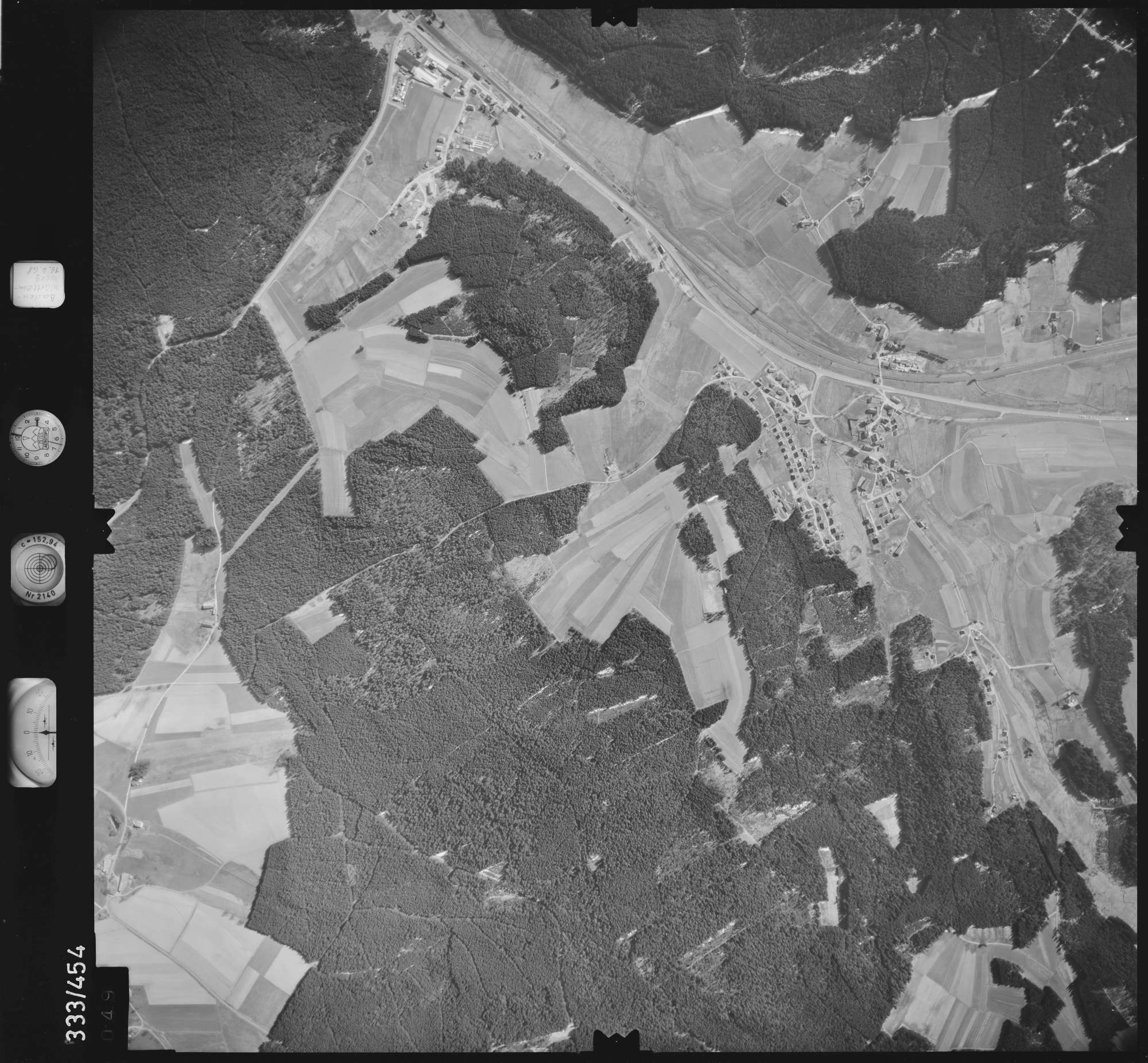 Luftbild: Film 49 Bildnr. 49, Bild 1