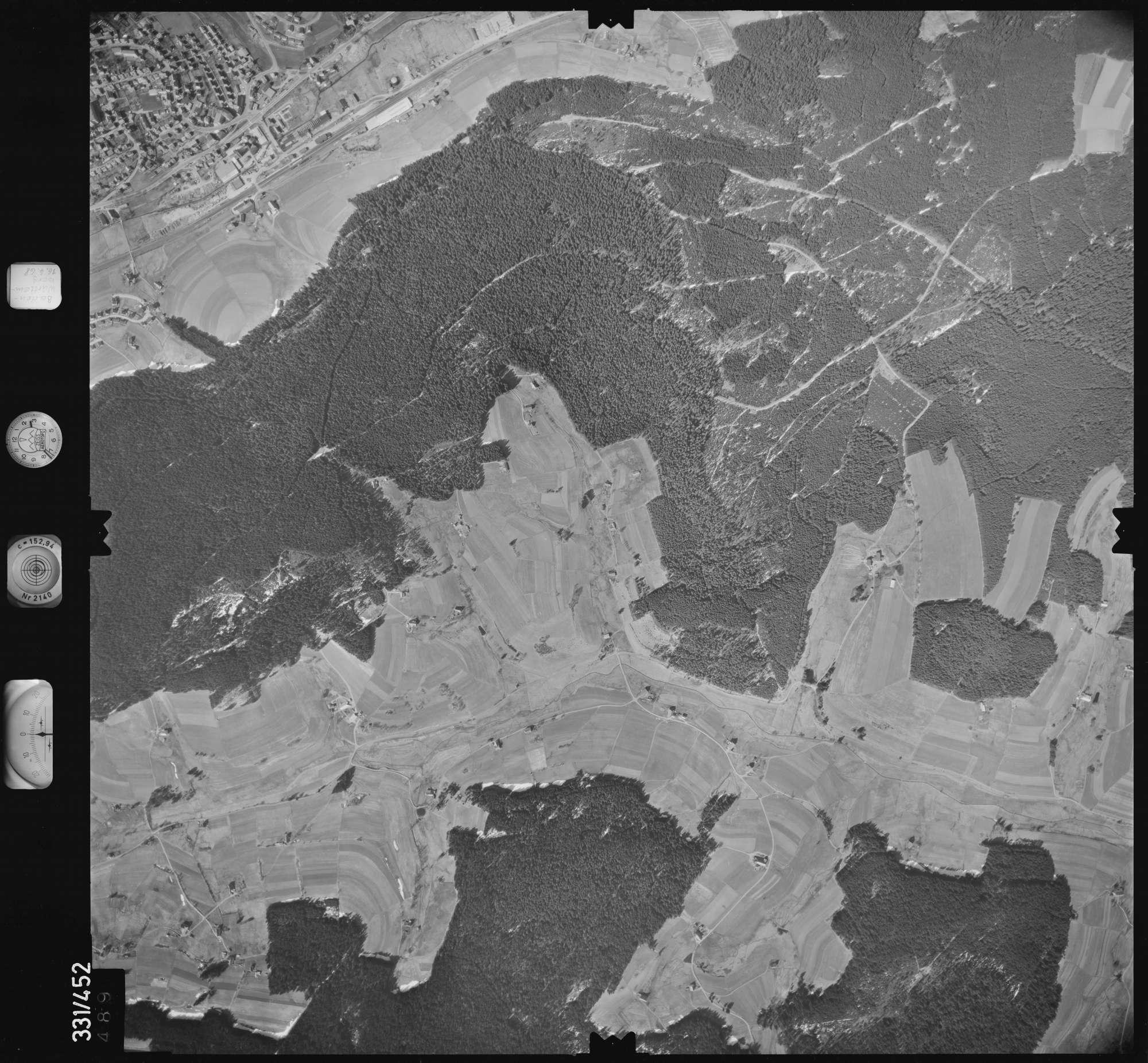 Luftbild: Film 89 Bildnr. 489, Bild 1