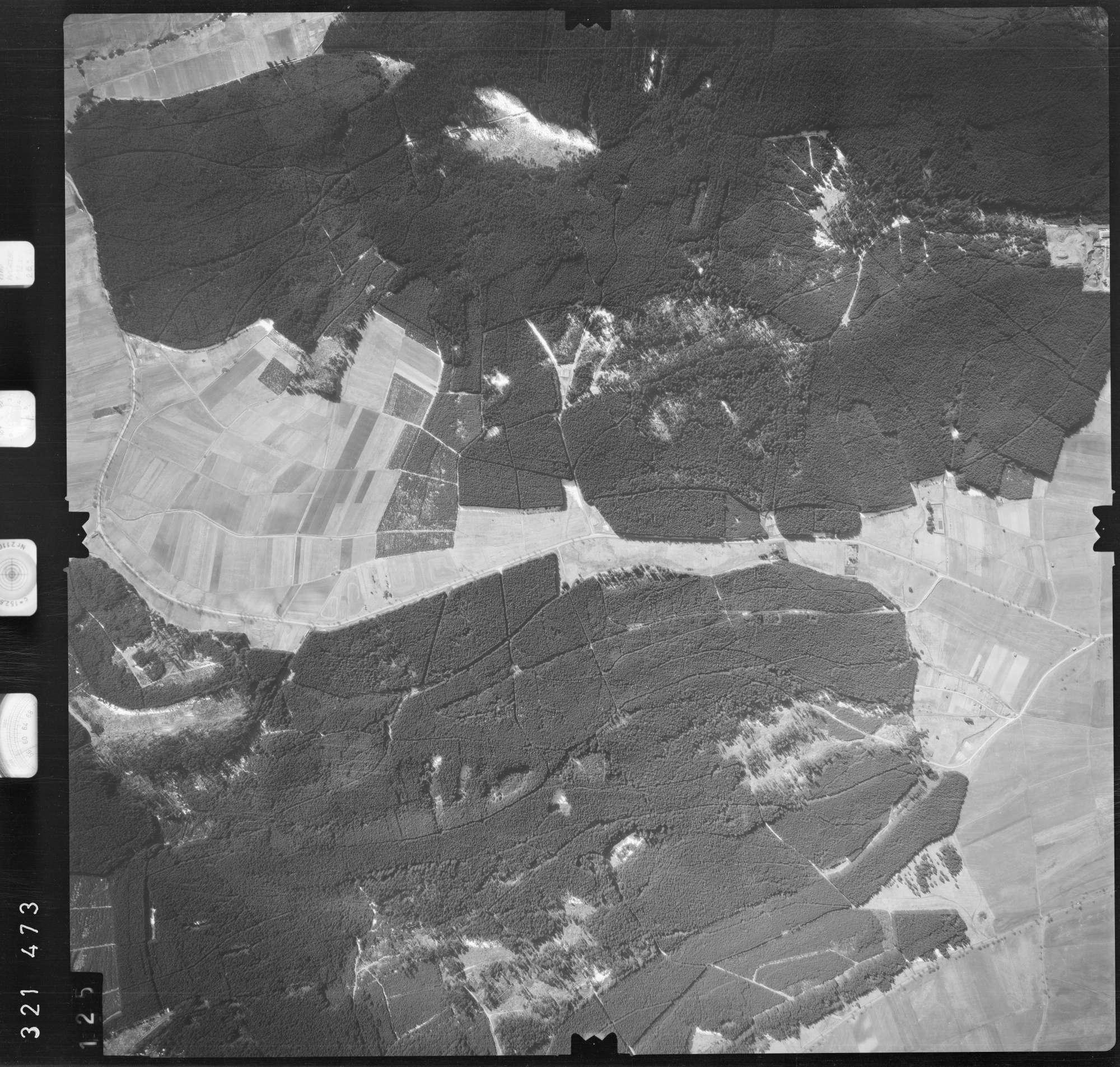 Luftbild: Film 53 Bildnr. 125, Bild 1