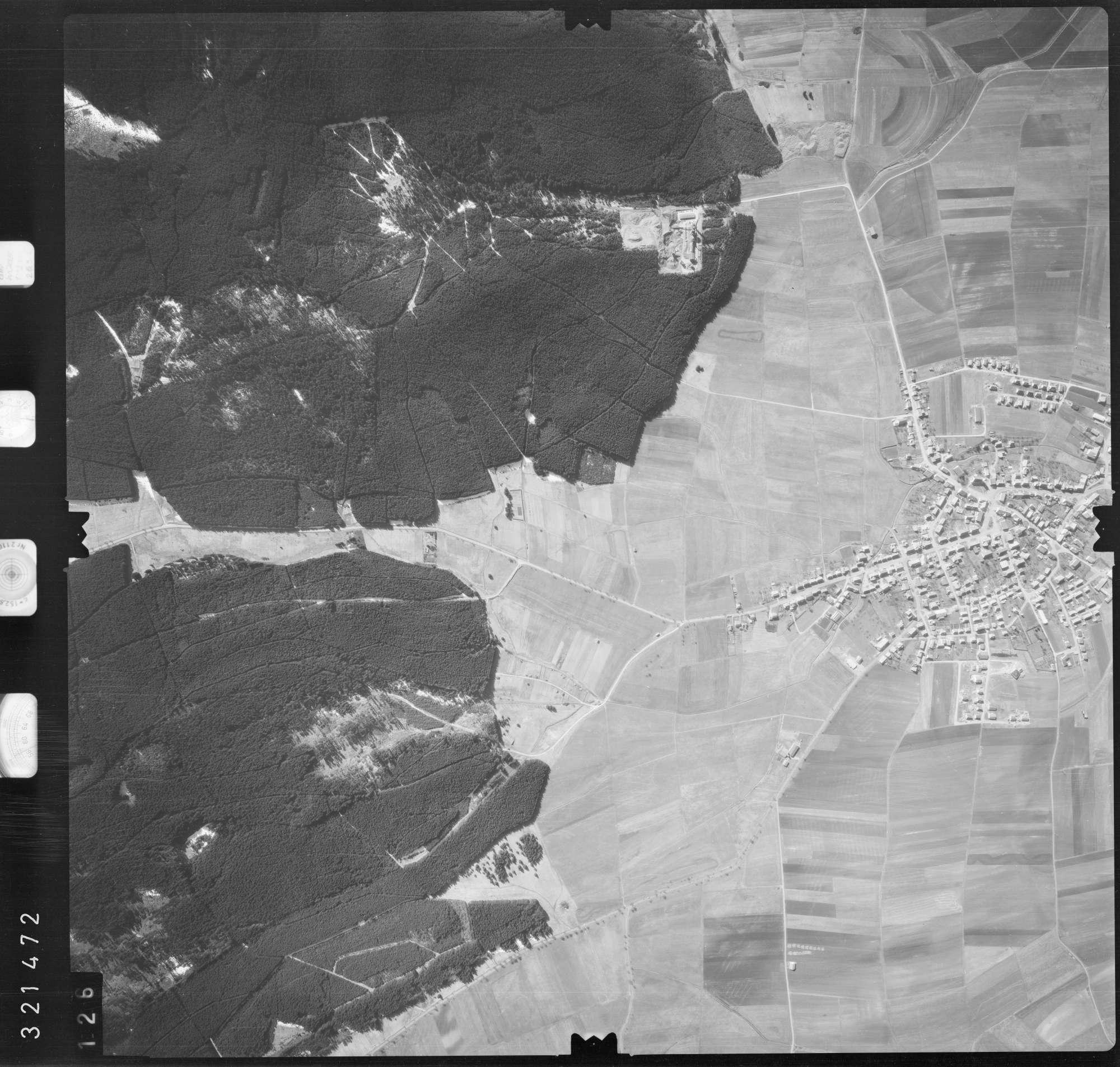 Luftbild: Film 53 Bildnr. 126, Bild 1