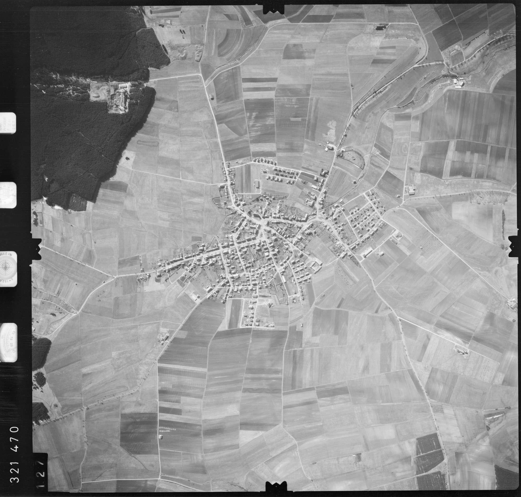 Luftbild: Film 53 Bildnr. 127, Bild 1