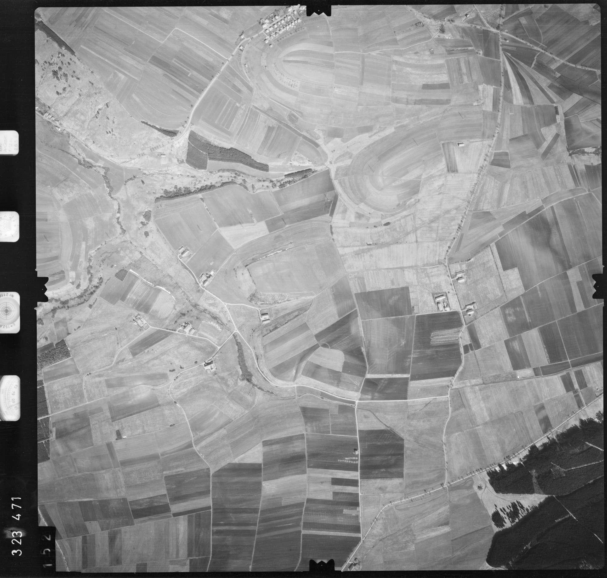 Luftbild: Film 53 Bildnr. 152, Bild 1