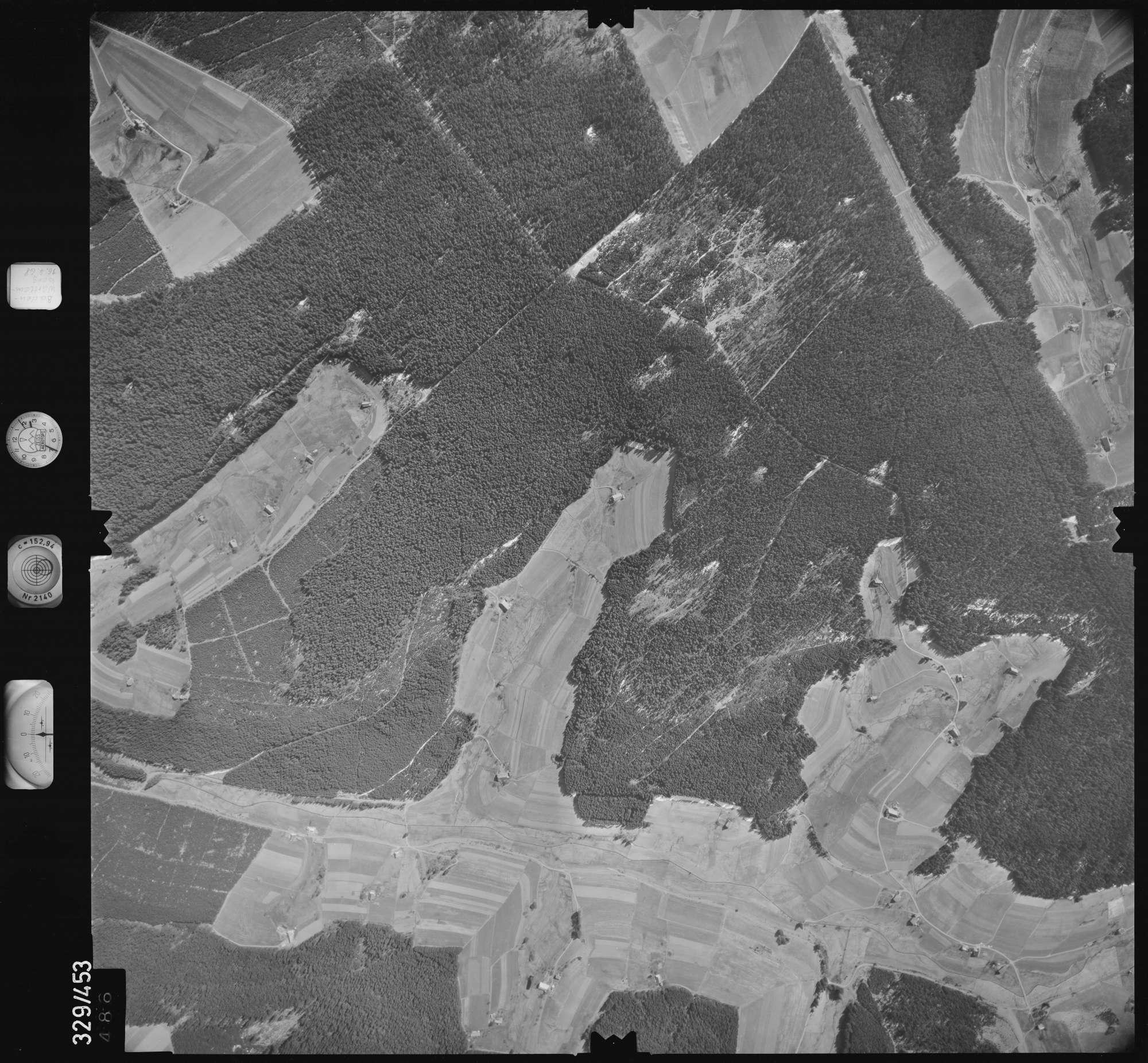 Luftbild: Film 89 Bildnr. 486, Bild 1