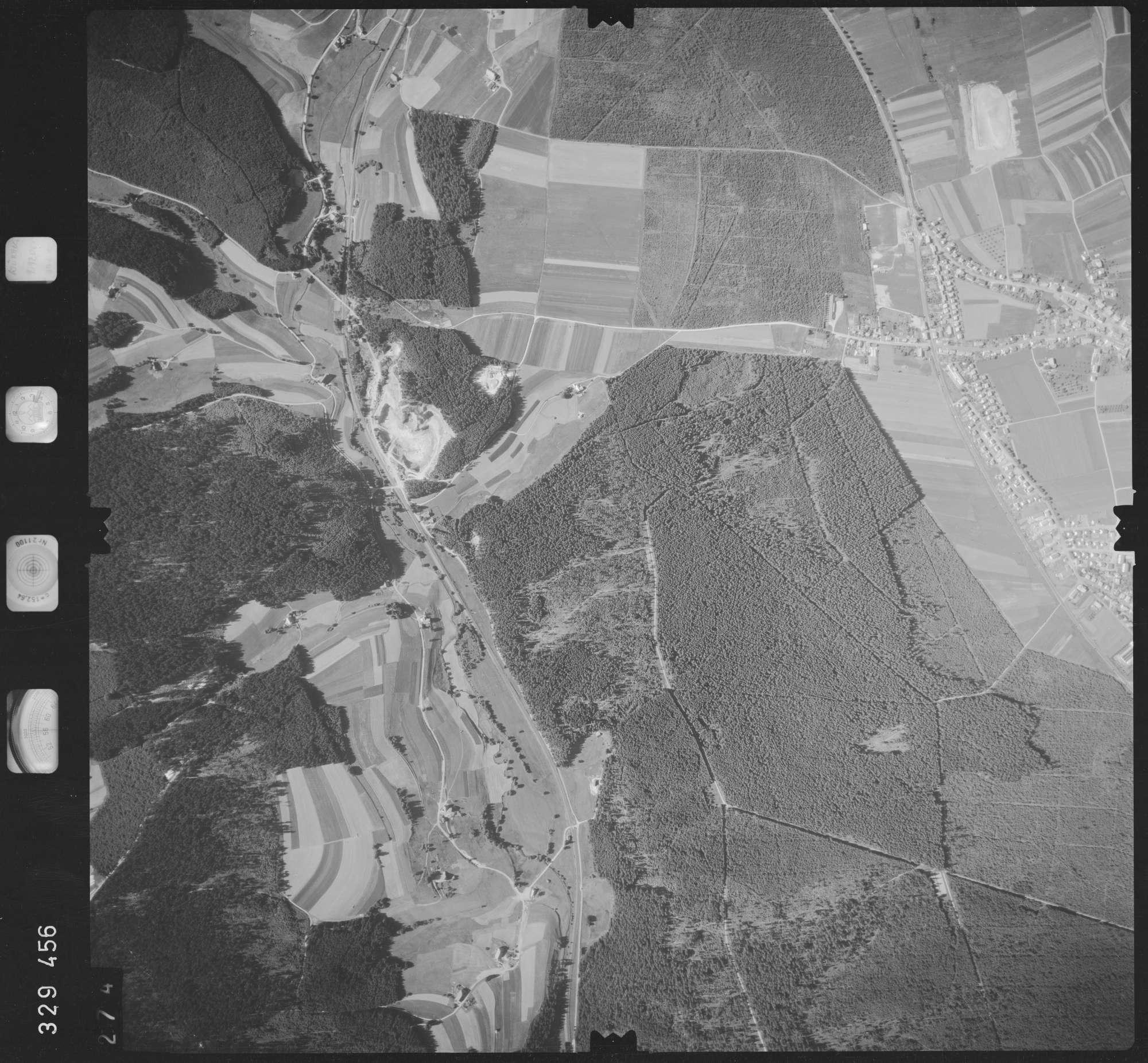 Luftbild: Film 48 Bildnr. 274, Bild 1