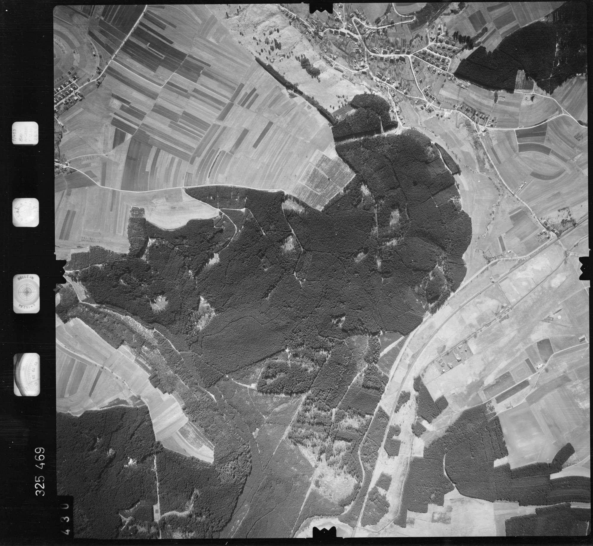 Luftbild: Film 52 Bildnr. 430, Bild 1