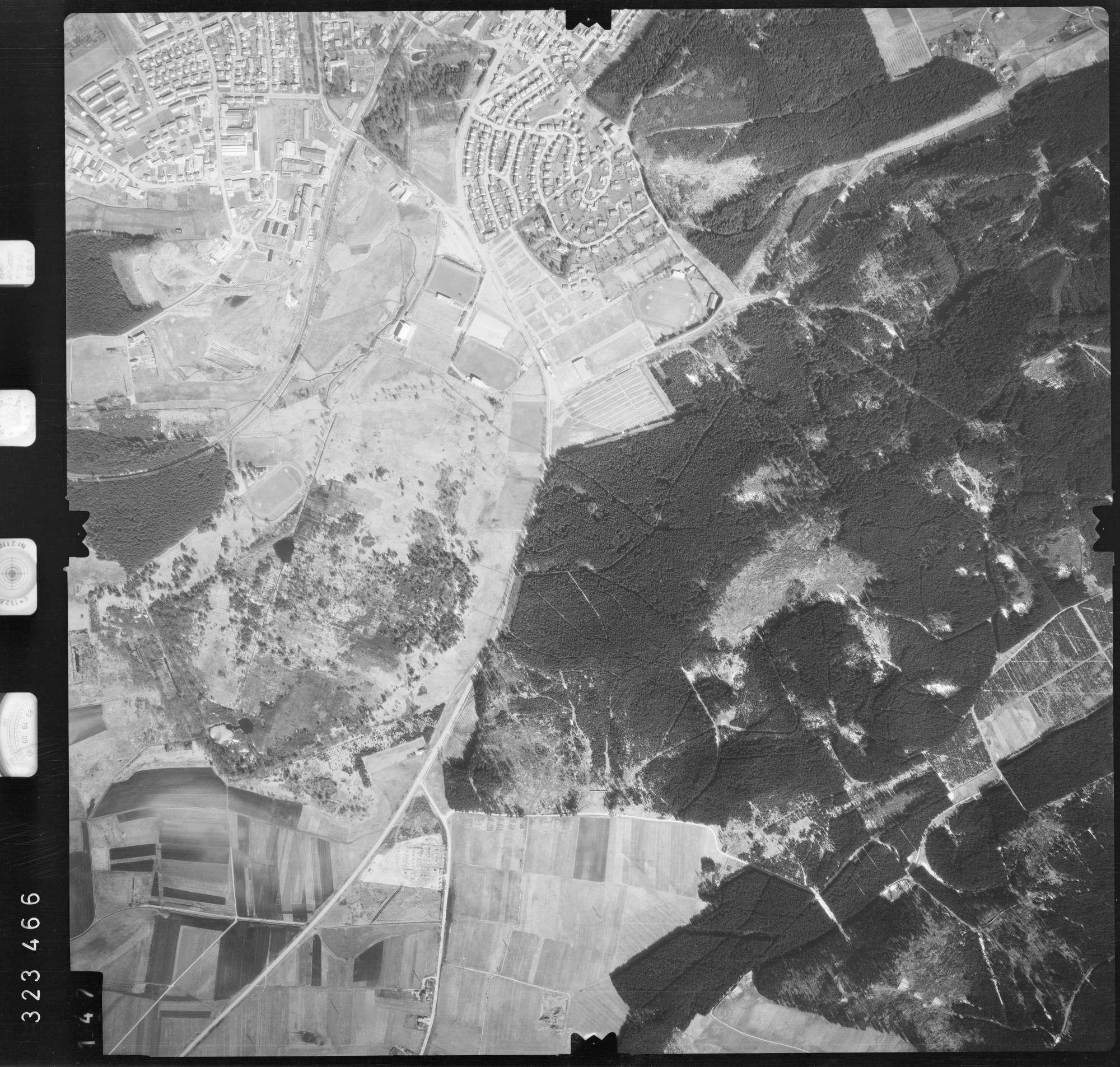 Luftbild: Film 53 Bildnr. 147, Bild 1