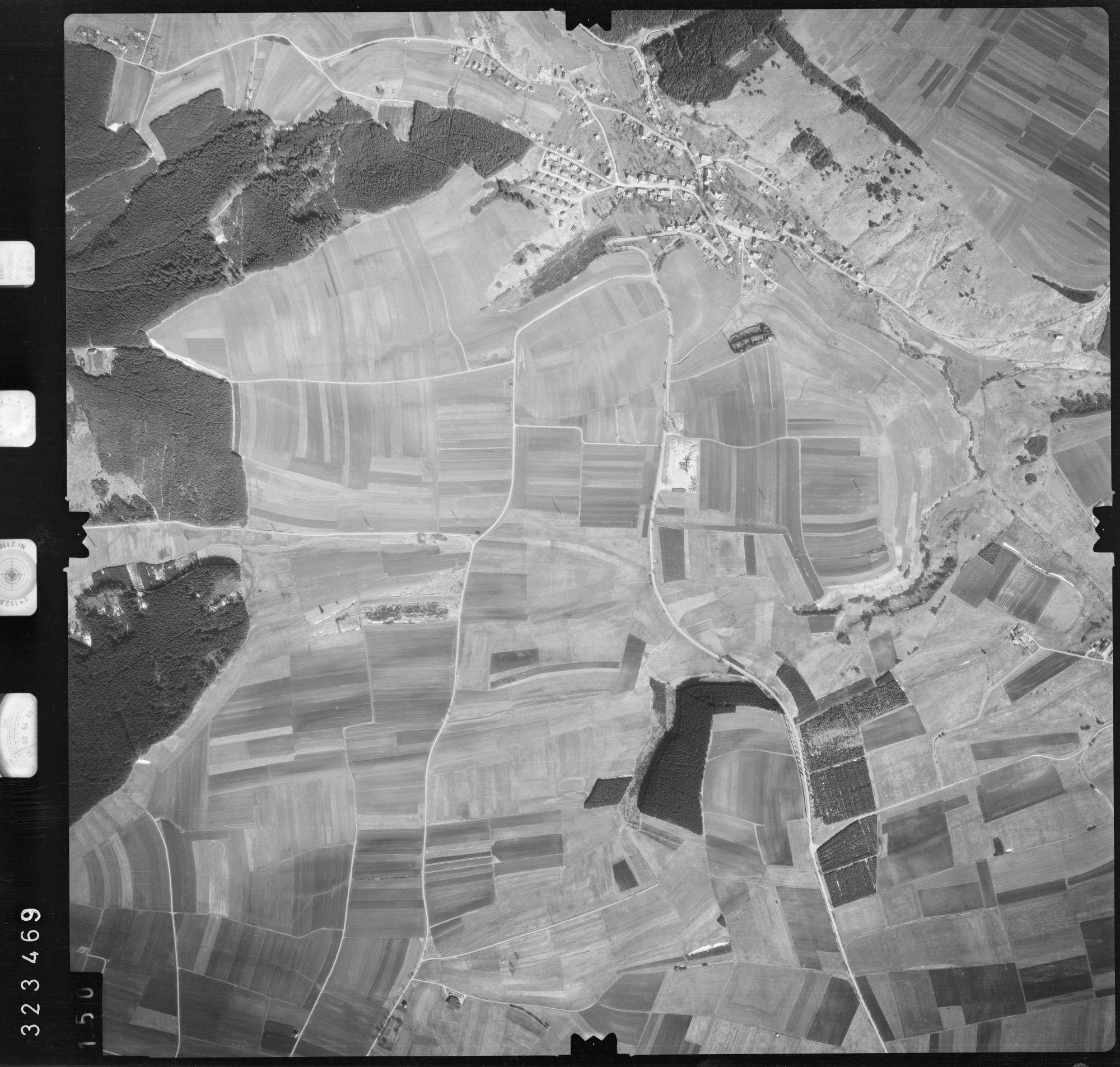 Luftbild: Film 53 Bildnr. 150, Bild 1
