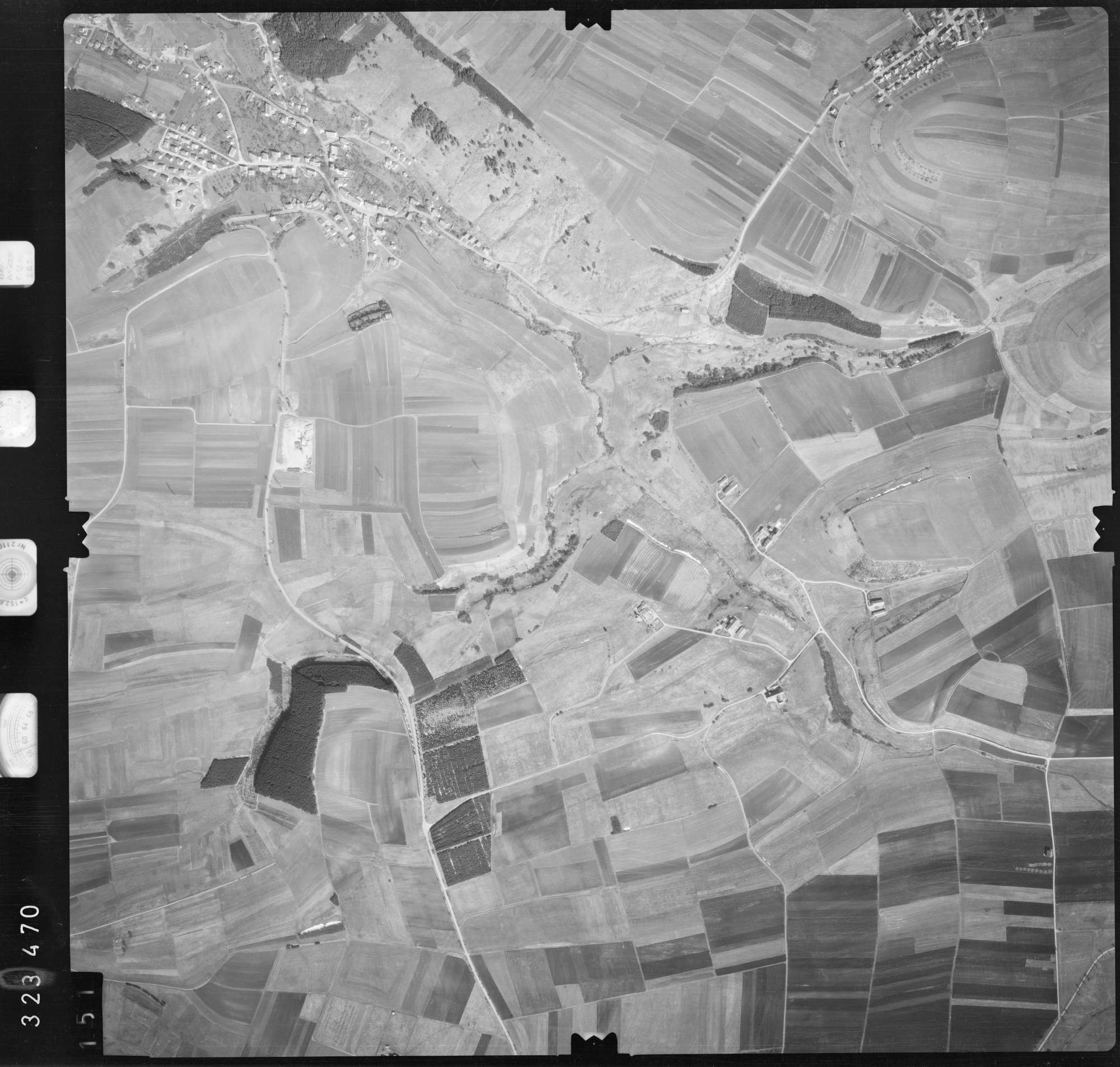 Luftbild: Film 53 Bildnr. 151, Bild 1