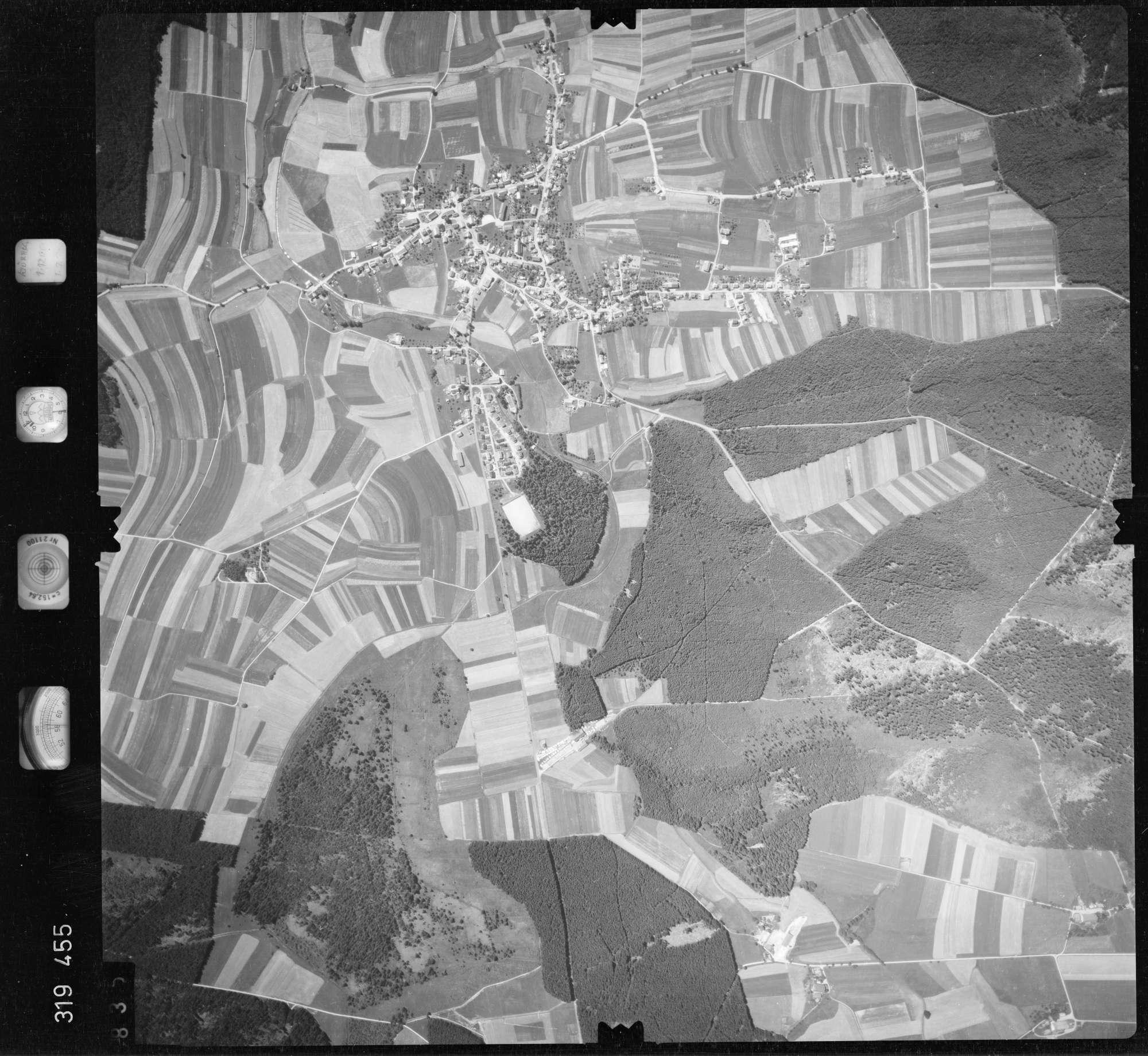 Luftbild: Film 55 Bildnr. 835, Bild 1