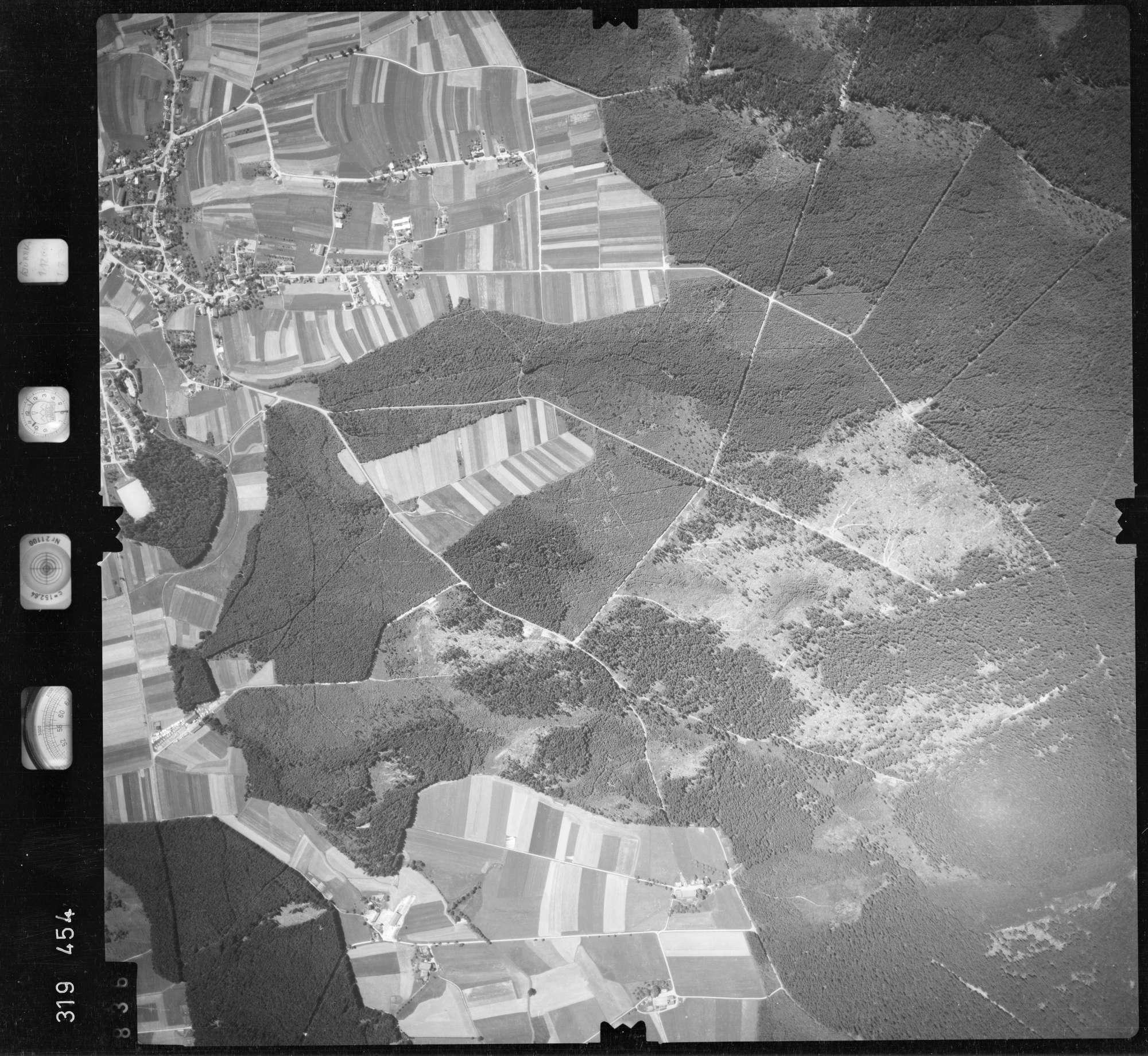 Luftbild: Film 55 Bildnr. 836, Bild 1