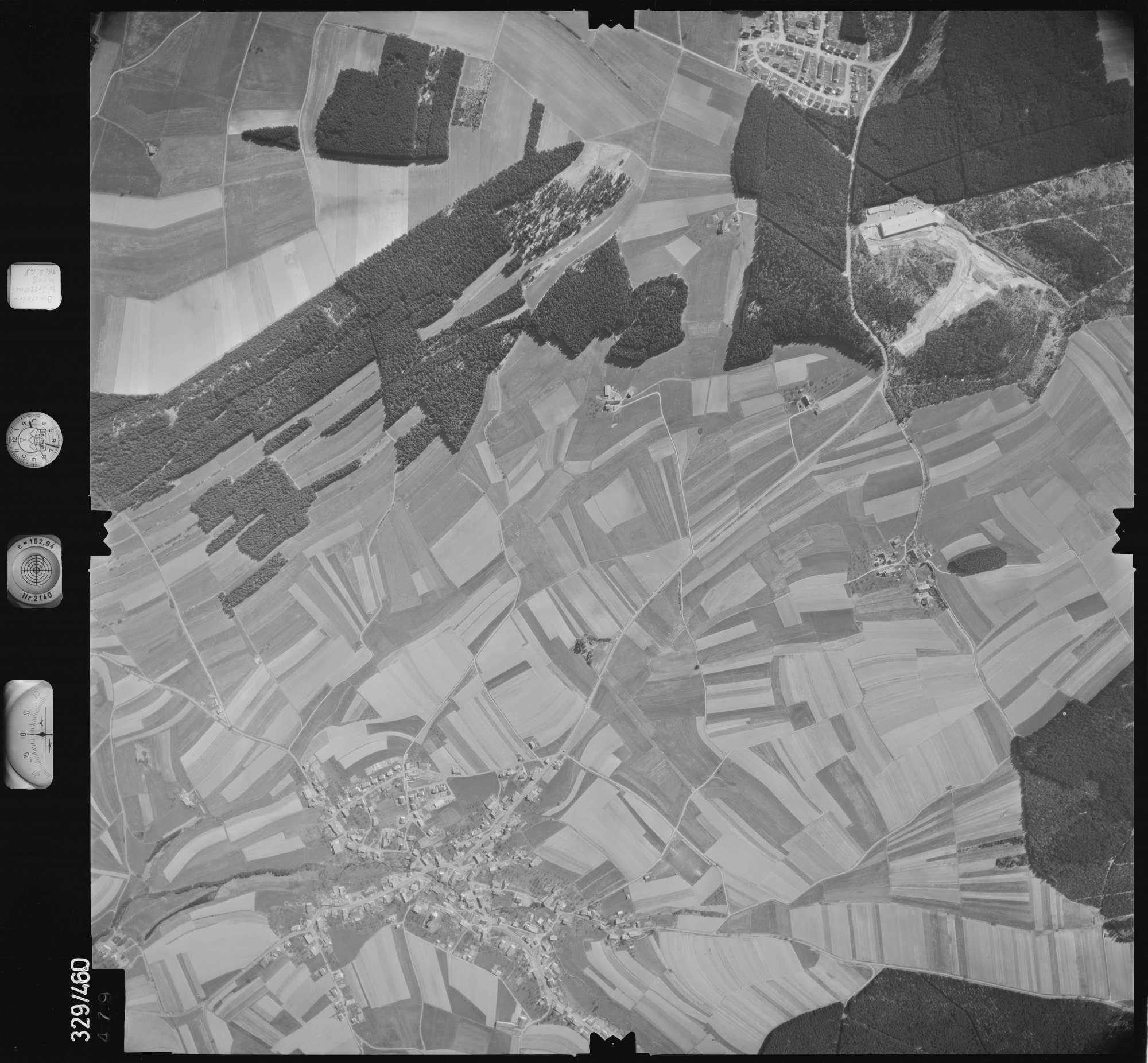 Luftbild: Film 89 Bildnr. 479, Bild 1