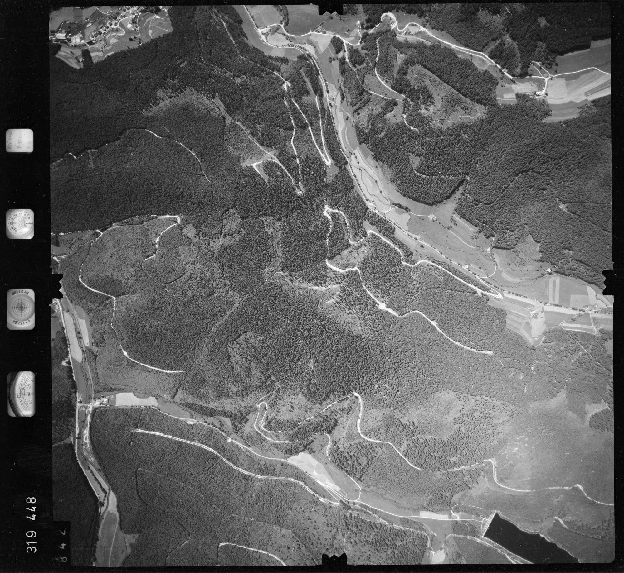 Luftbild: Film 55 Bildnr. 842, Bild 1