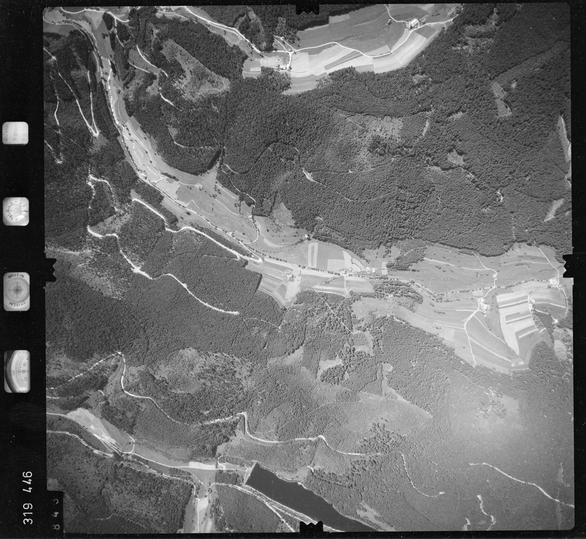 Luftbild: Film 55 Bildnr. 843, Bild 1