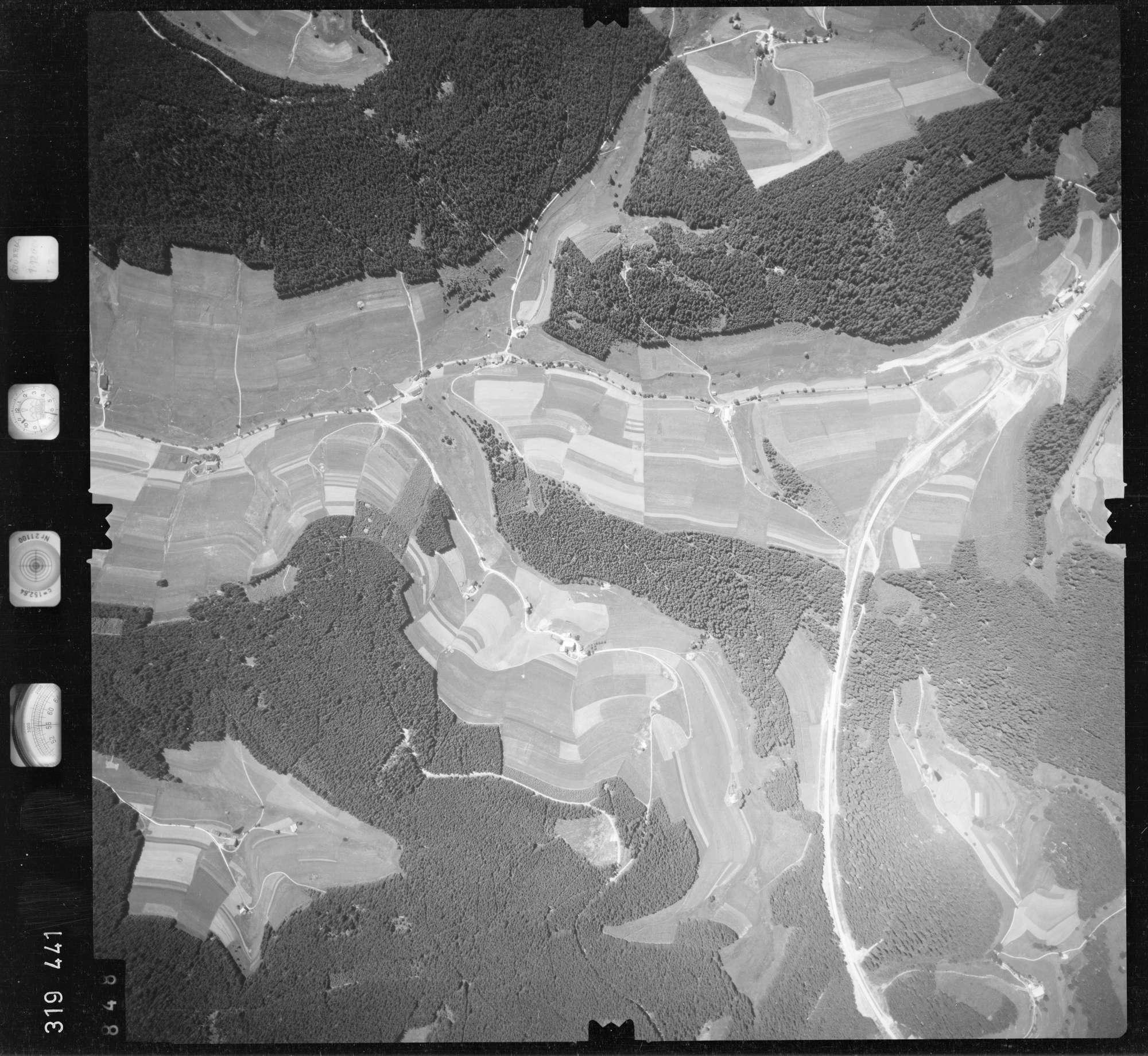 Luftbild: Film 55 Bildnr. 848, Bild 1