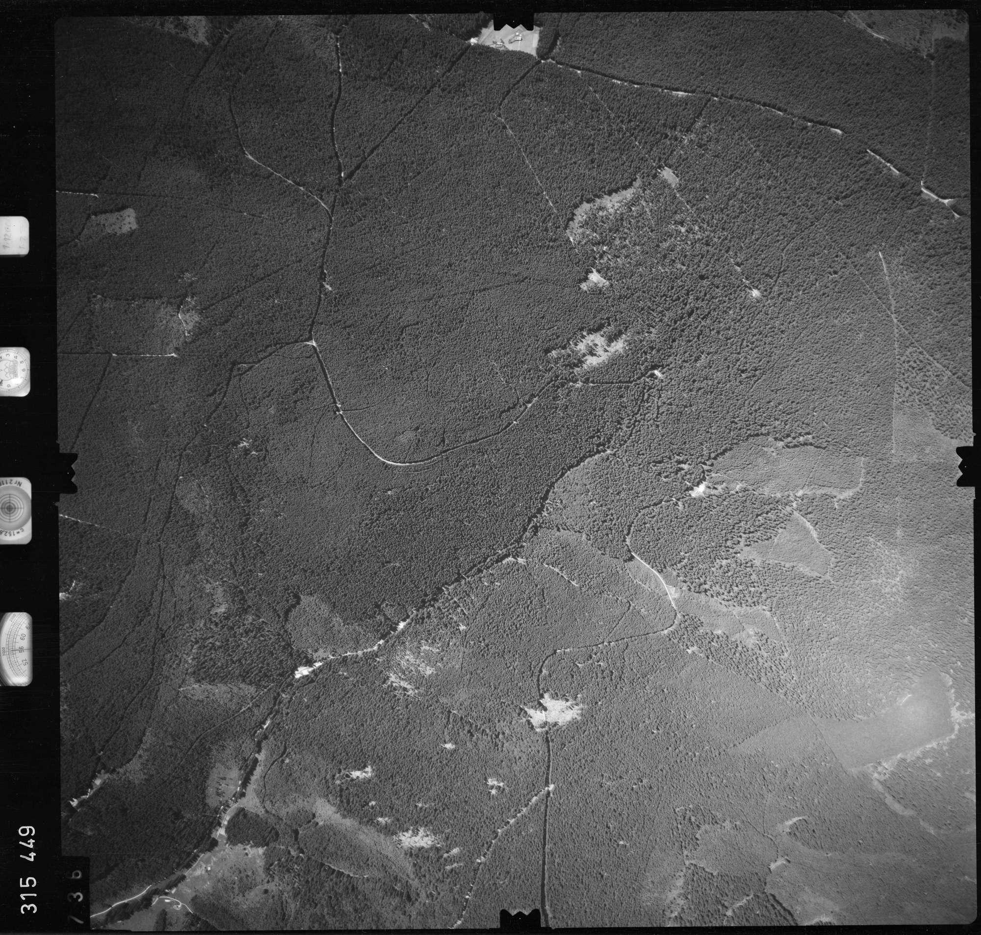 Luftbild: Film 56 Bildnr. 736, Bild 1