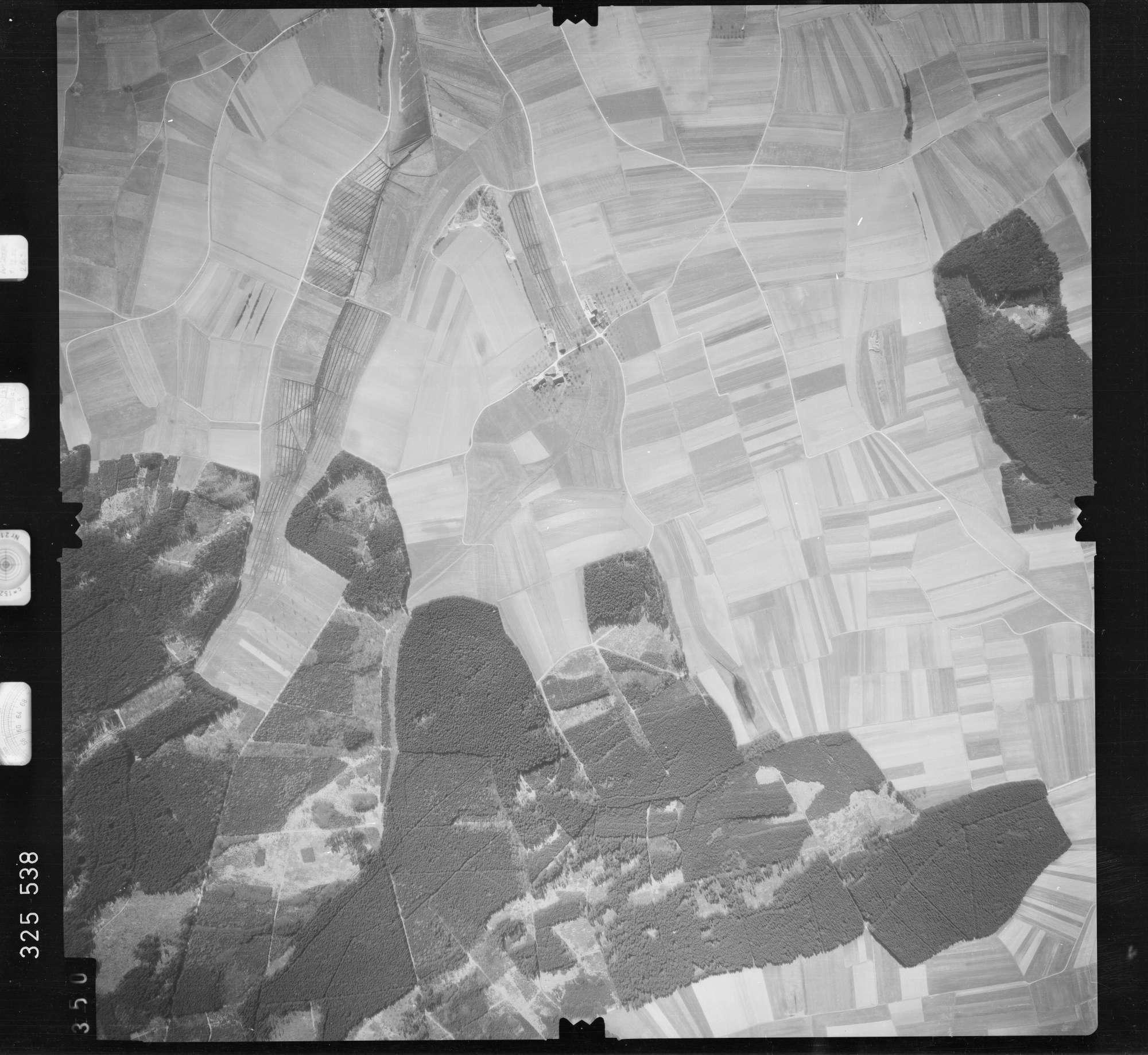 Luftbild: Film 52 Bildnr. 350, Bild 1