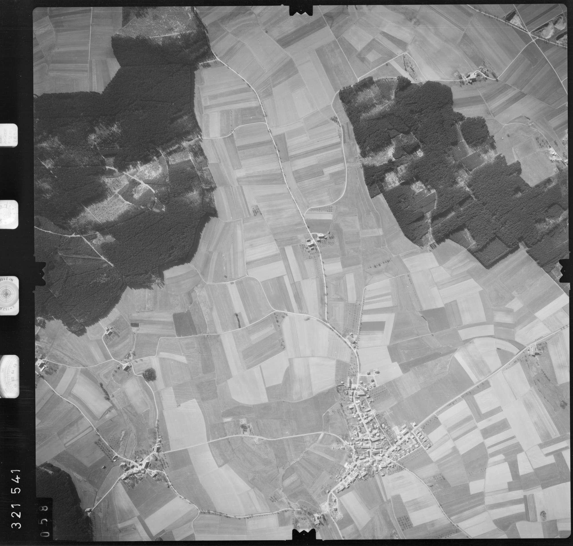 Luftbild: Film 53 Bildnr. 58, Bild 1