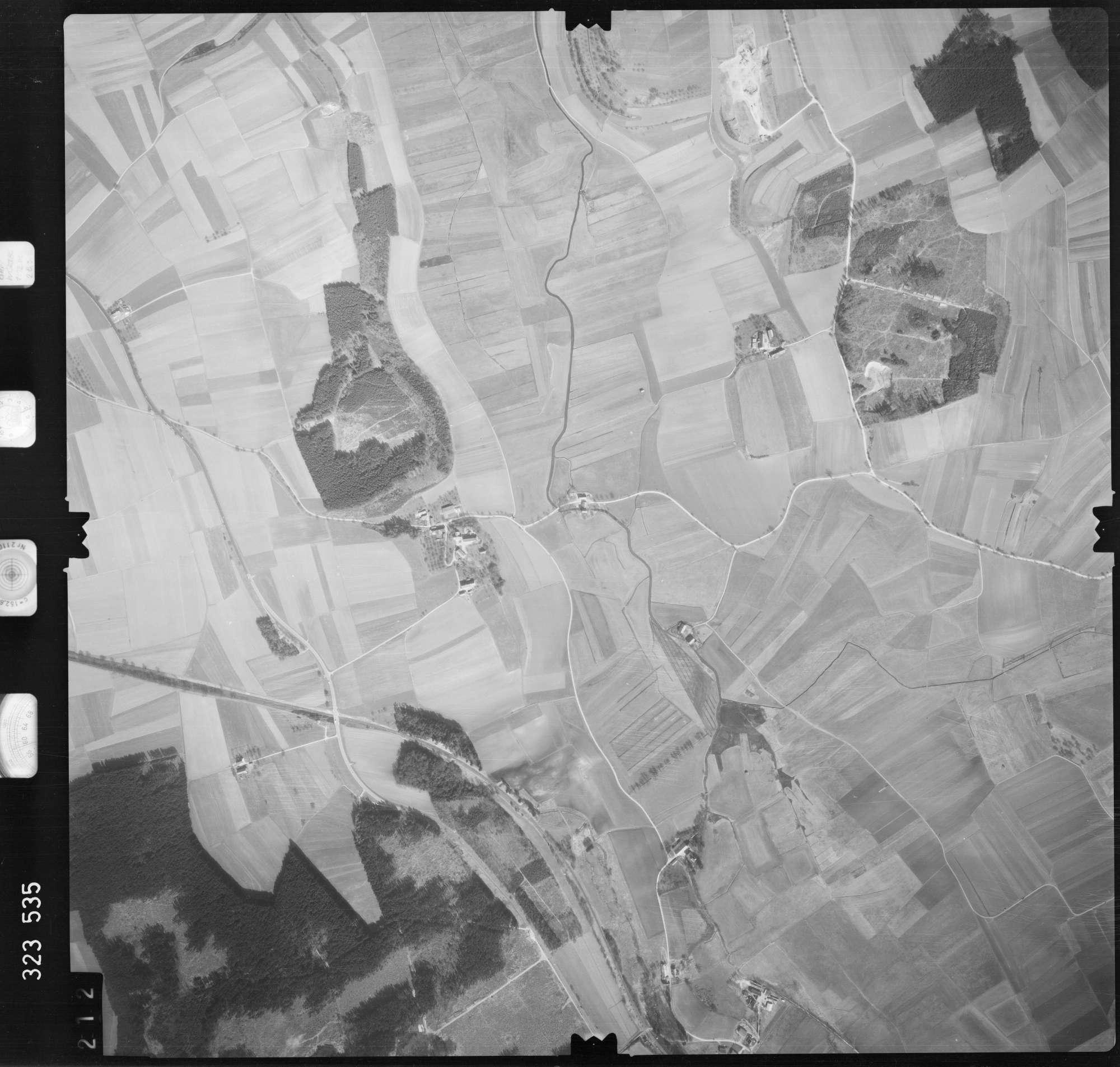 Luftbild: Film 53 Bildnr. 212, Bild 1