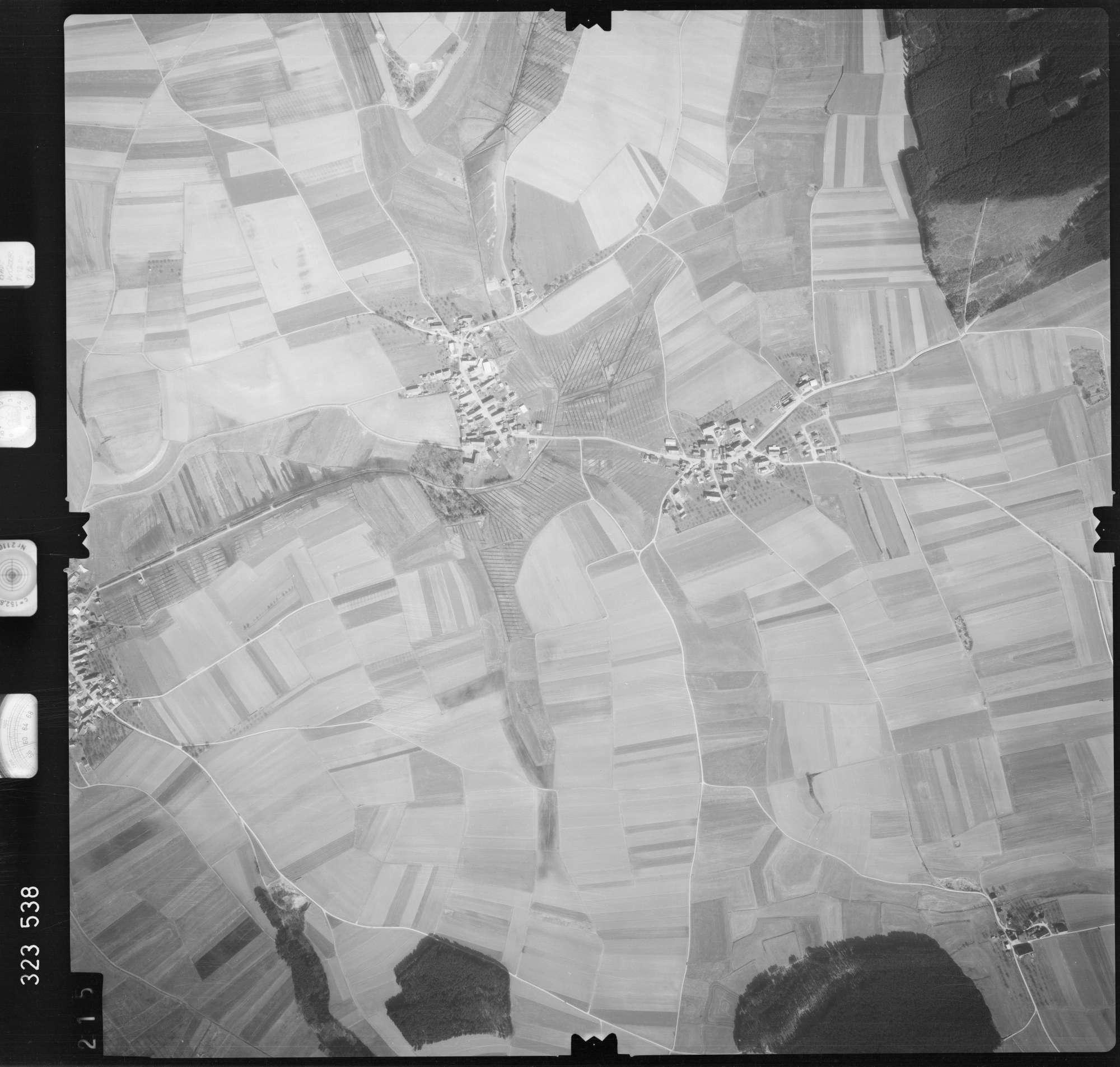 Luftbild: Film 53 Bildnr. 215, Bild 1
