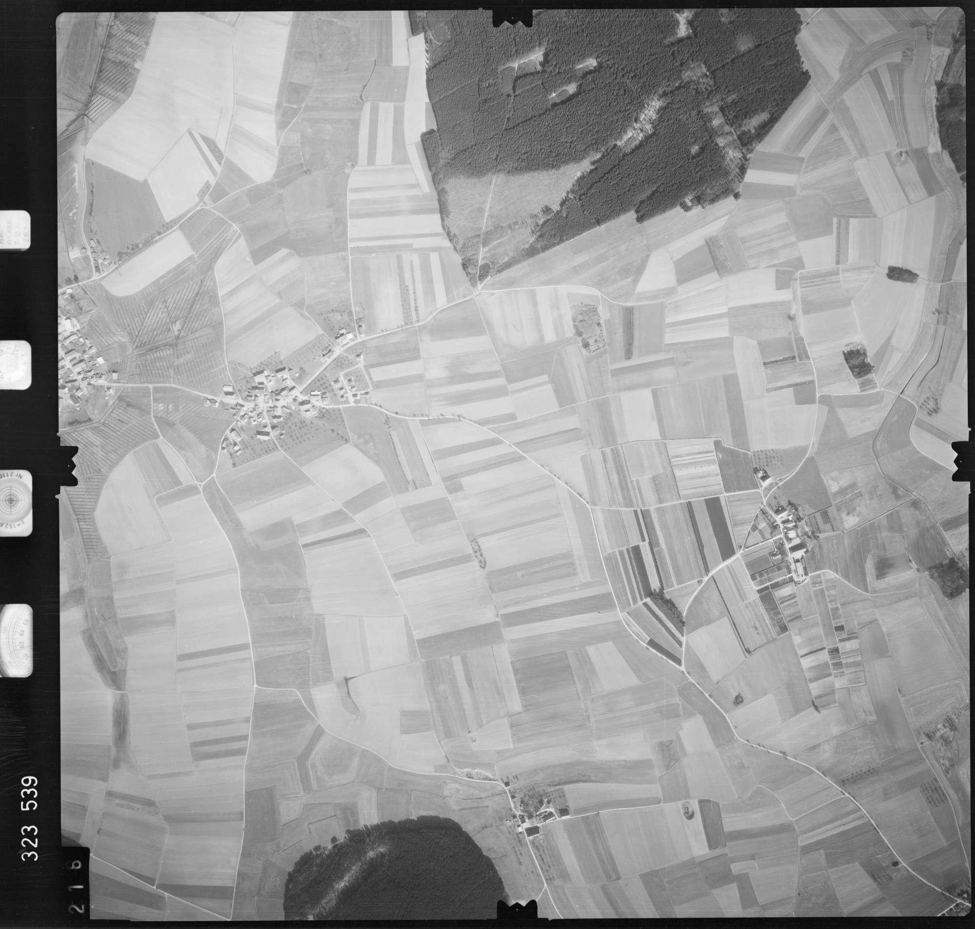 Luftbild: Film 53 Bildnr. 216, Bild 1