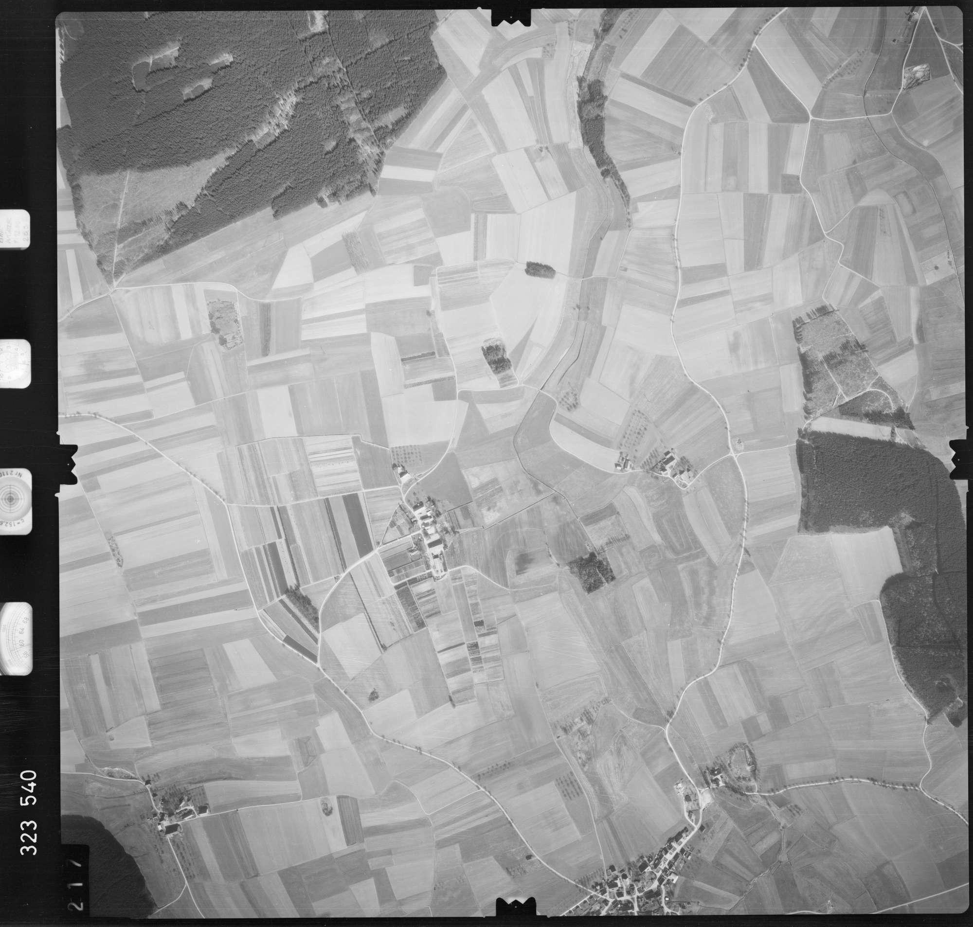 Luftbild: Film 53 Bildnr. 217, Bild 1