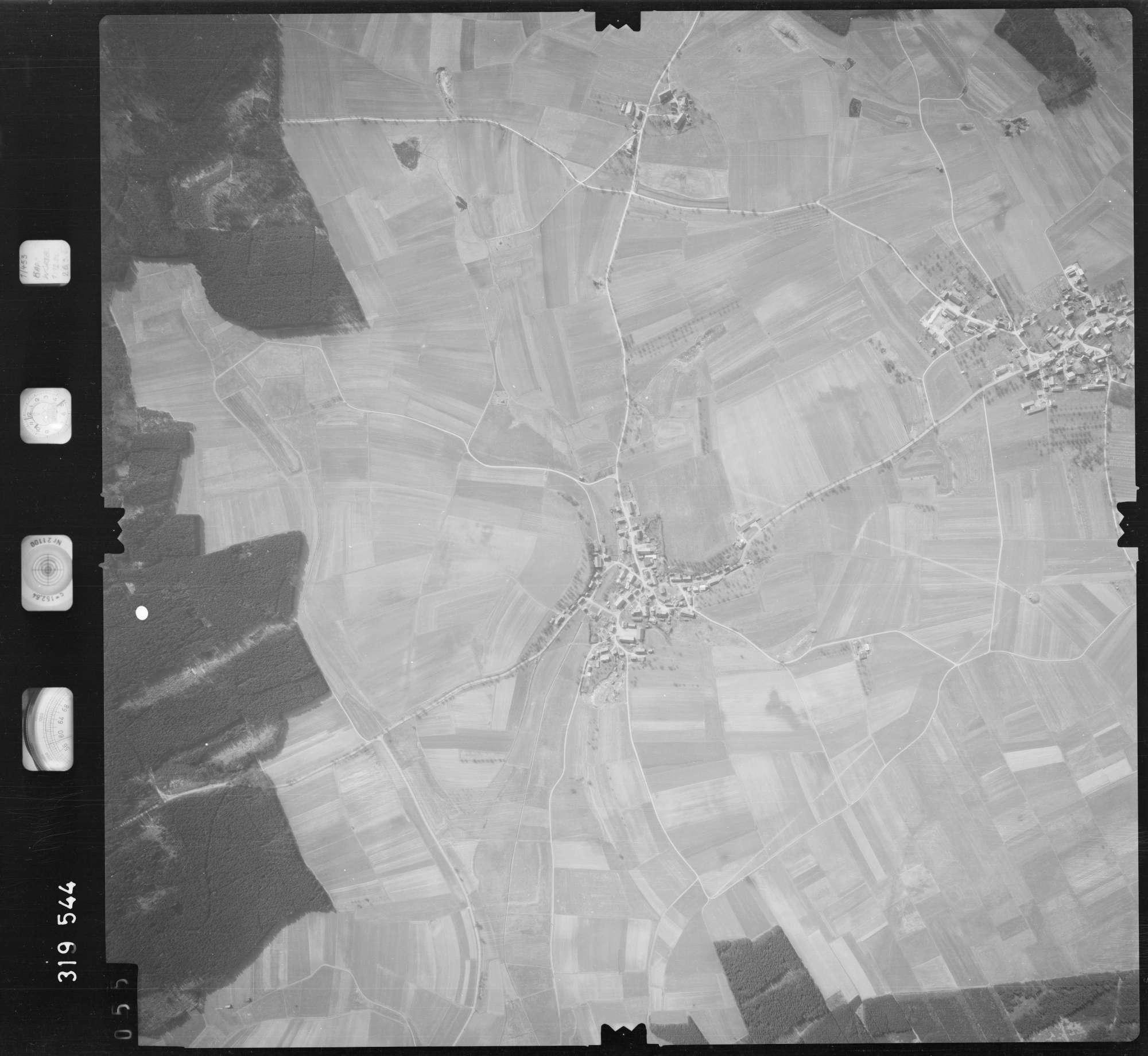 Luftbild: Film 57 Bildnr. 55, Bild 1