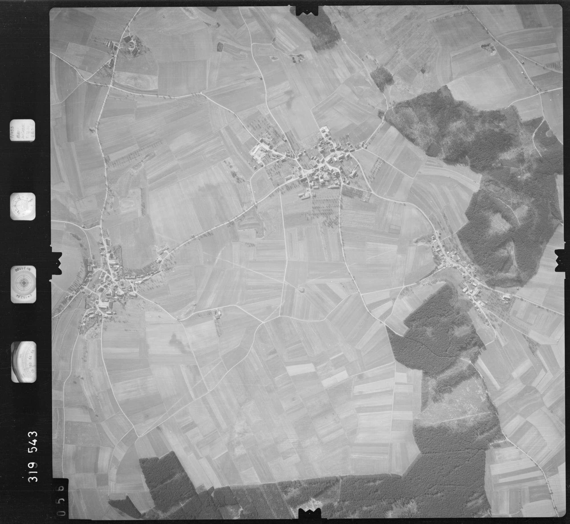 Luftbild: Film 57 Bildnr. 56, Bild 1