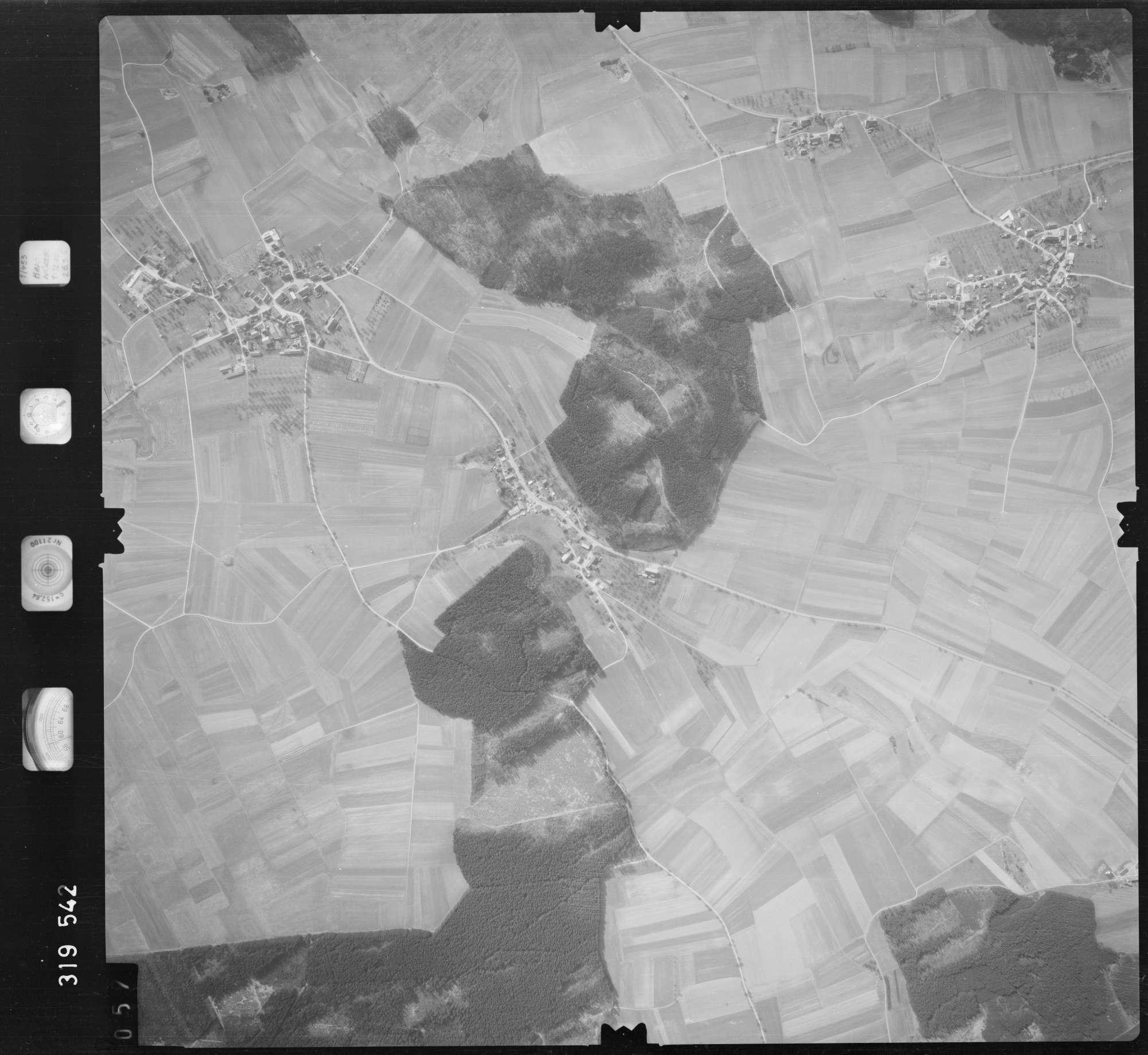 Luftbild: Film 57 Bildnr. 57, Bild 1