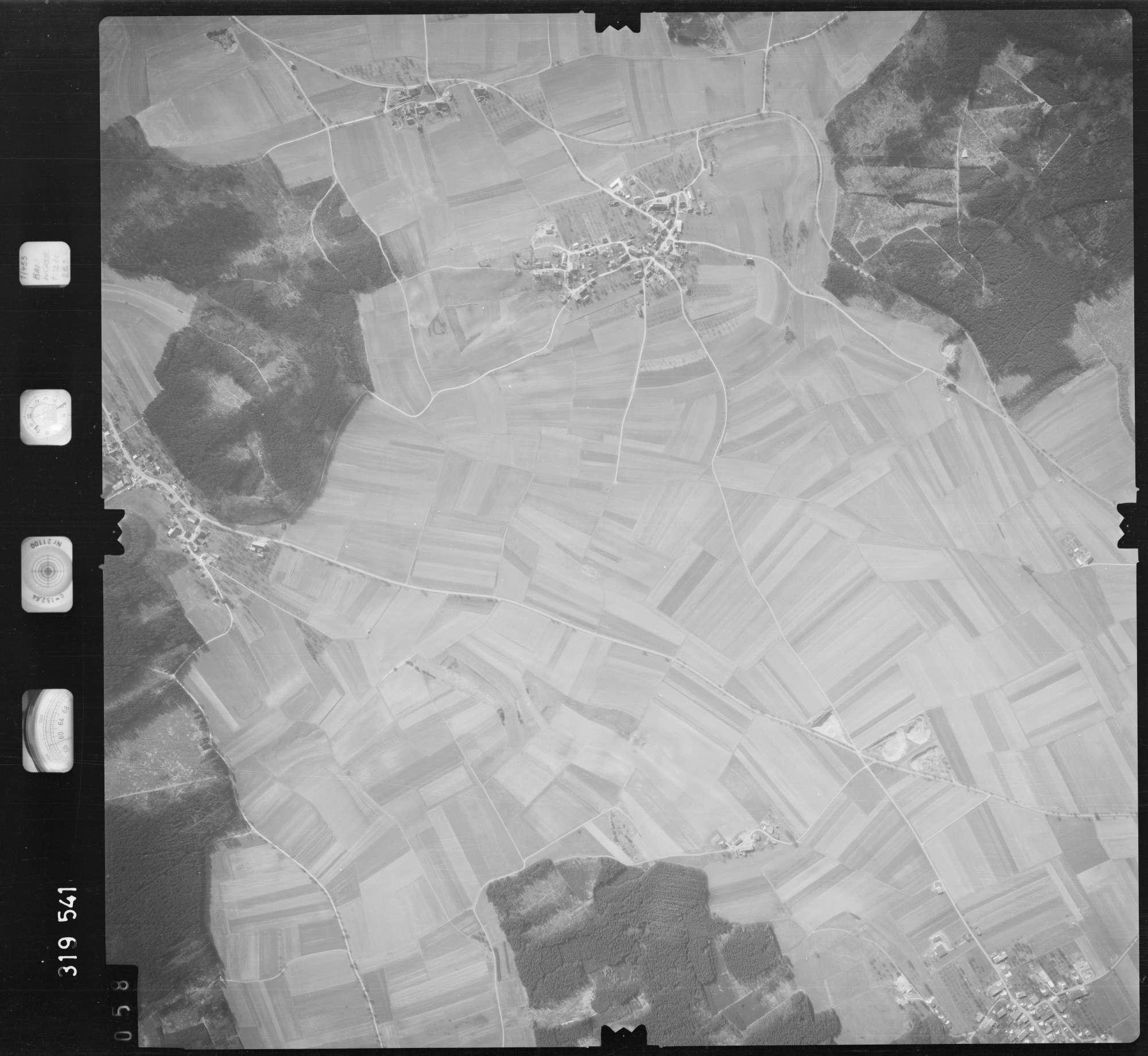 Luftbild: Film 57 Bildnr. 58, Bild 1