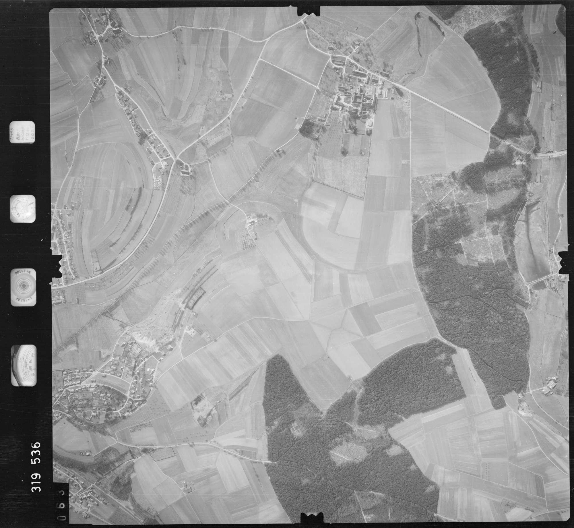 Luftbild: Film 57 Bildnr. 63, Bild 1