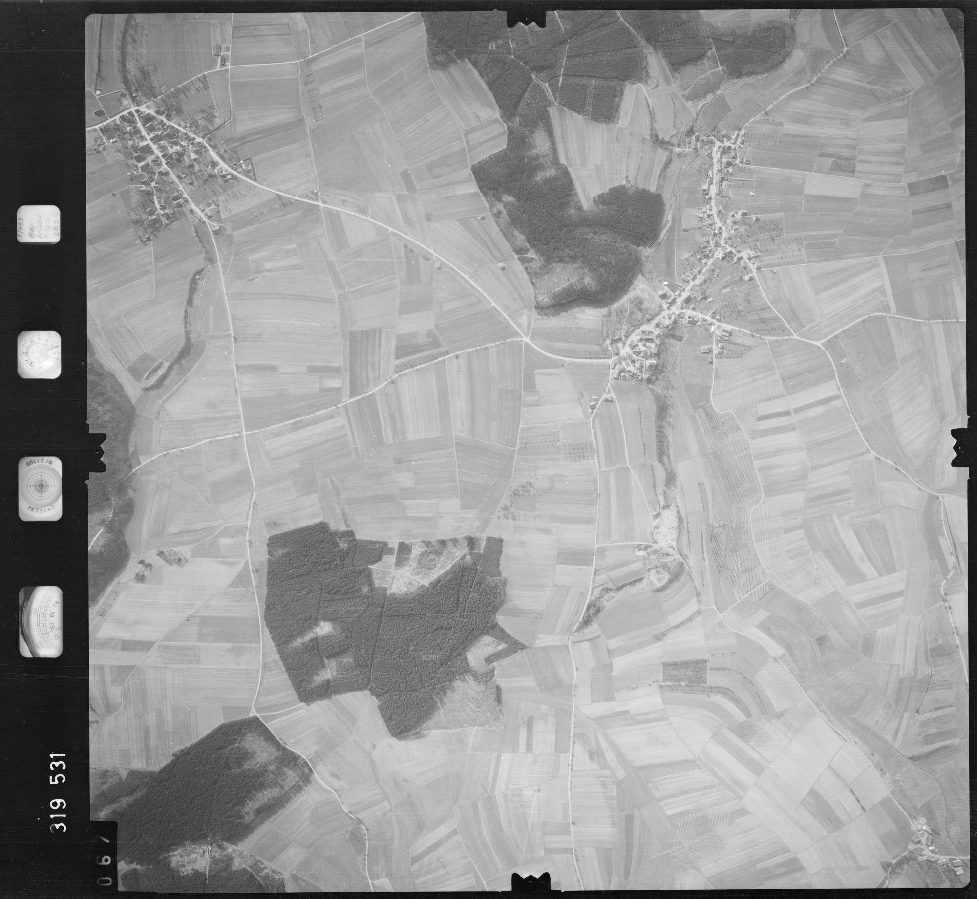 Luftbild: Film 57 Bildnr. 67, Bild 1