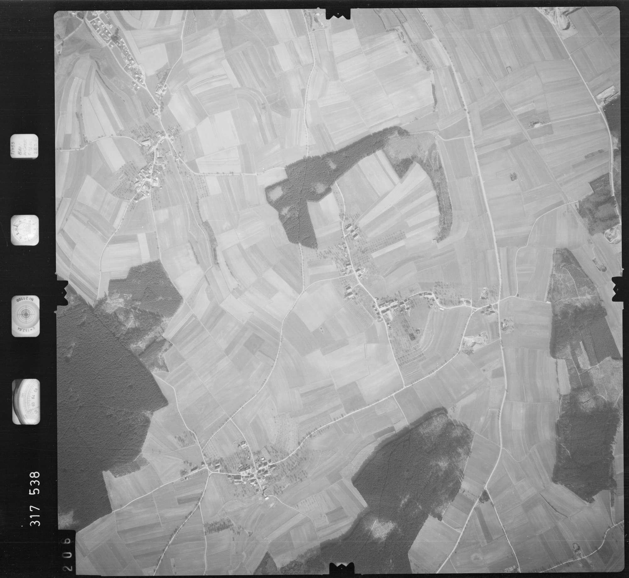 Luftbild: Film 57 Bildnr. 206, Bild 1