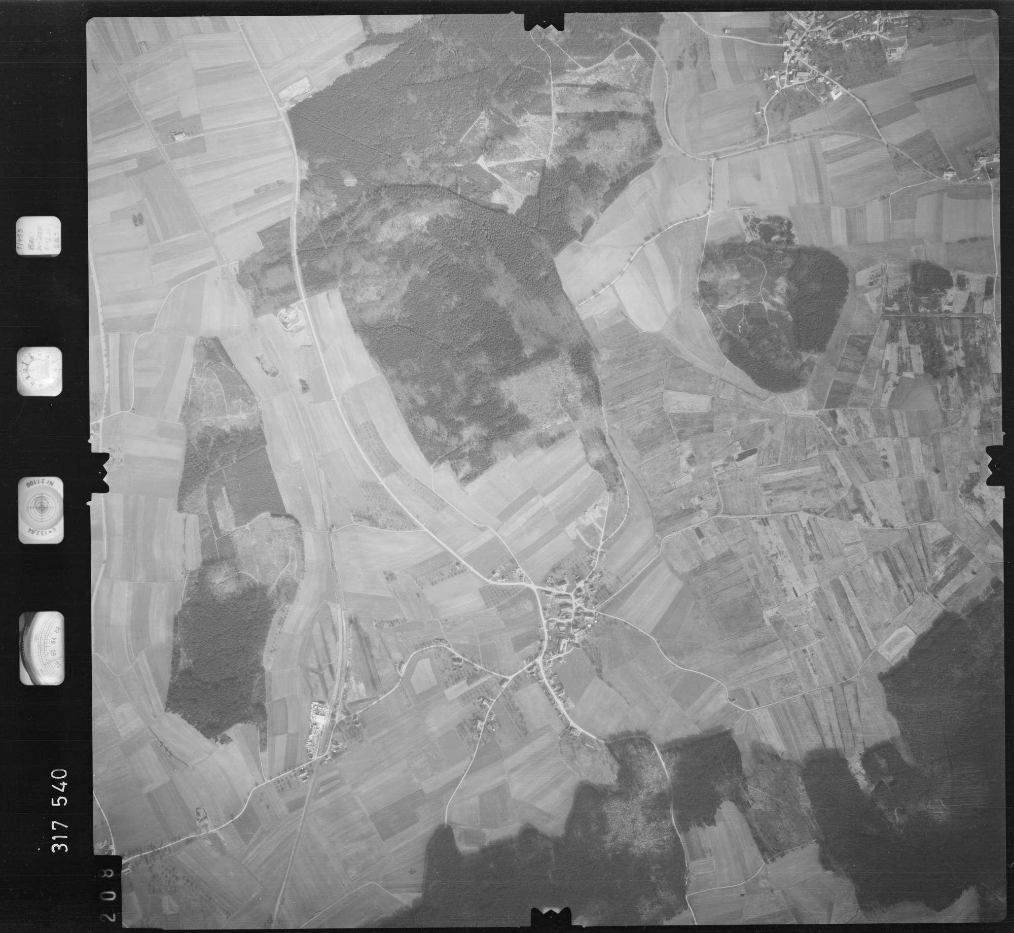 Luftbild: Film 57 Bildnr. 208, Bild 1