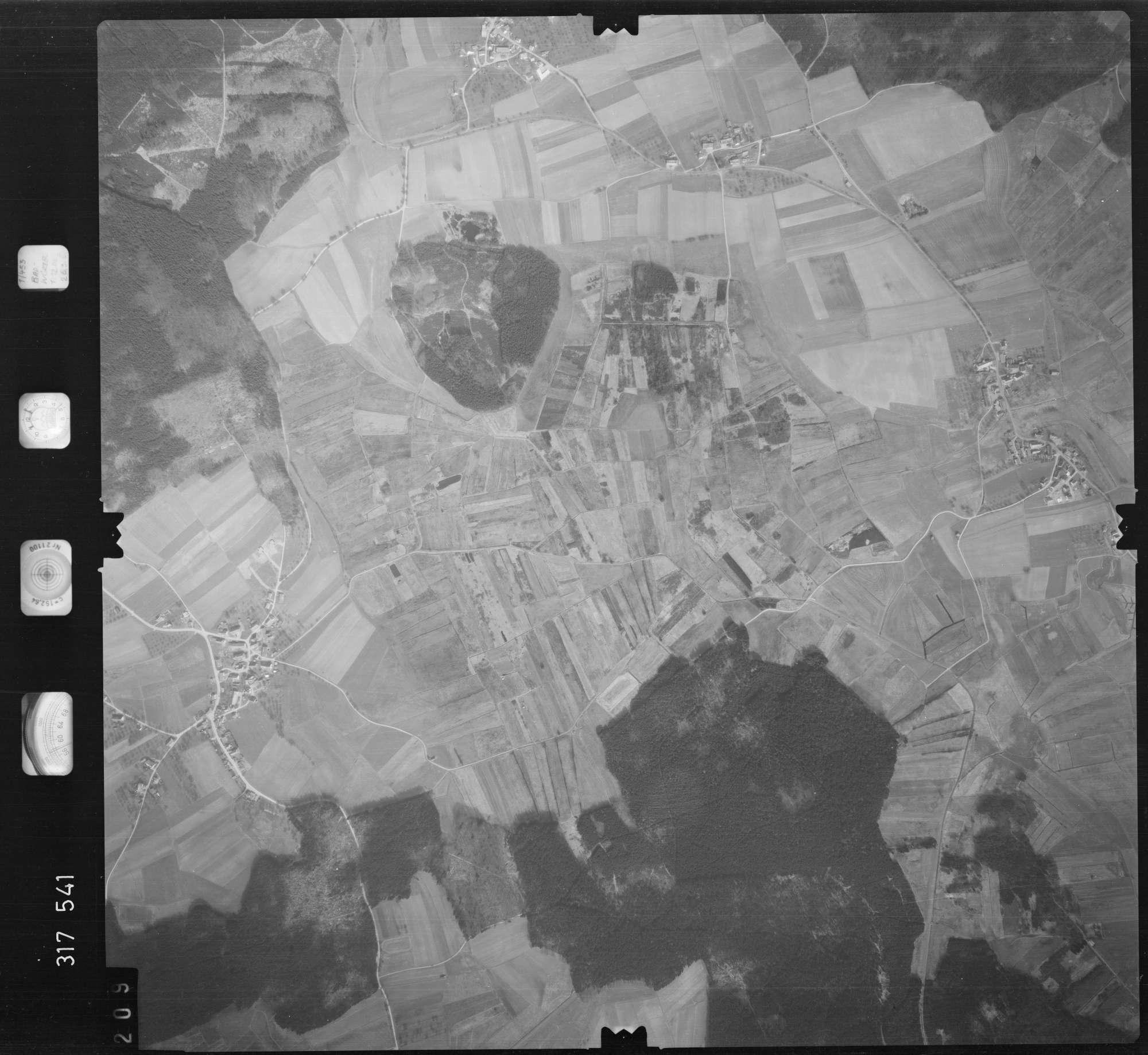 Luftbild: Film 57 Bildnr. 209, Bild 1