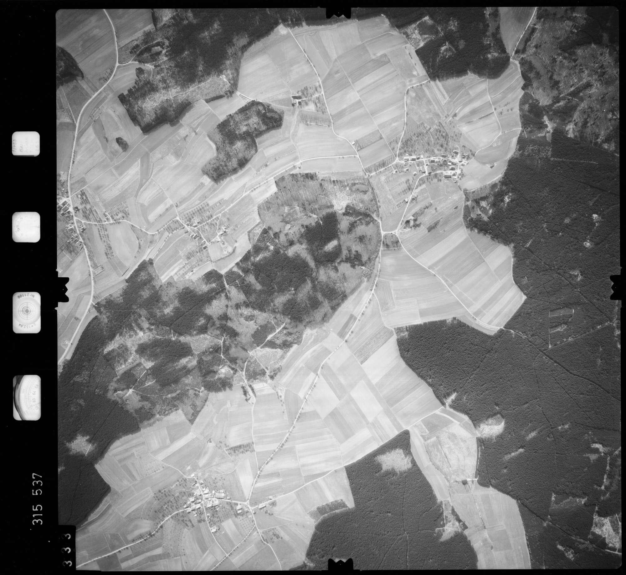 Luftbild: Film 58 Bildnr. 333, Bild 1