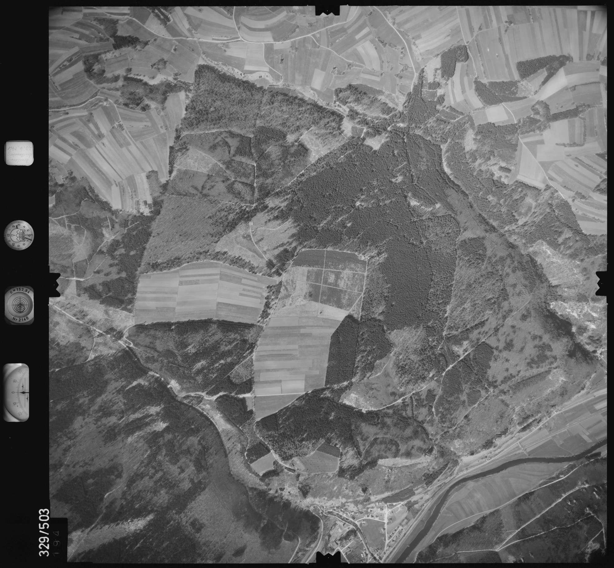 Luftbild: Film 15 Bildnr. 194, Bild 1