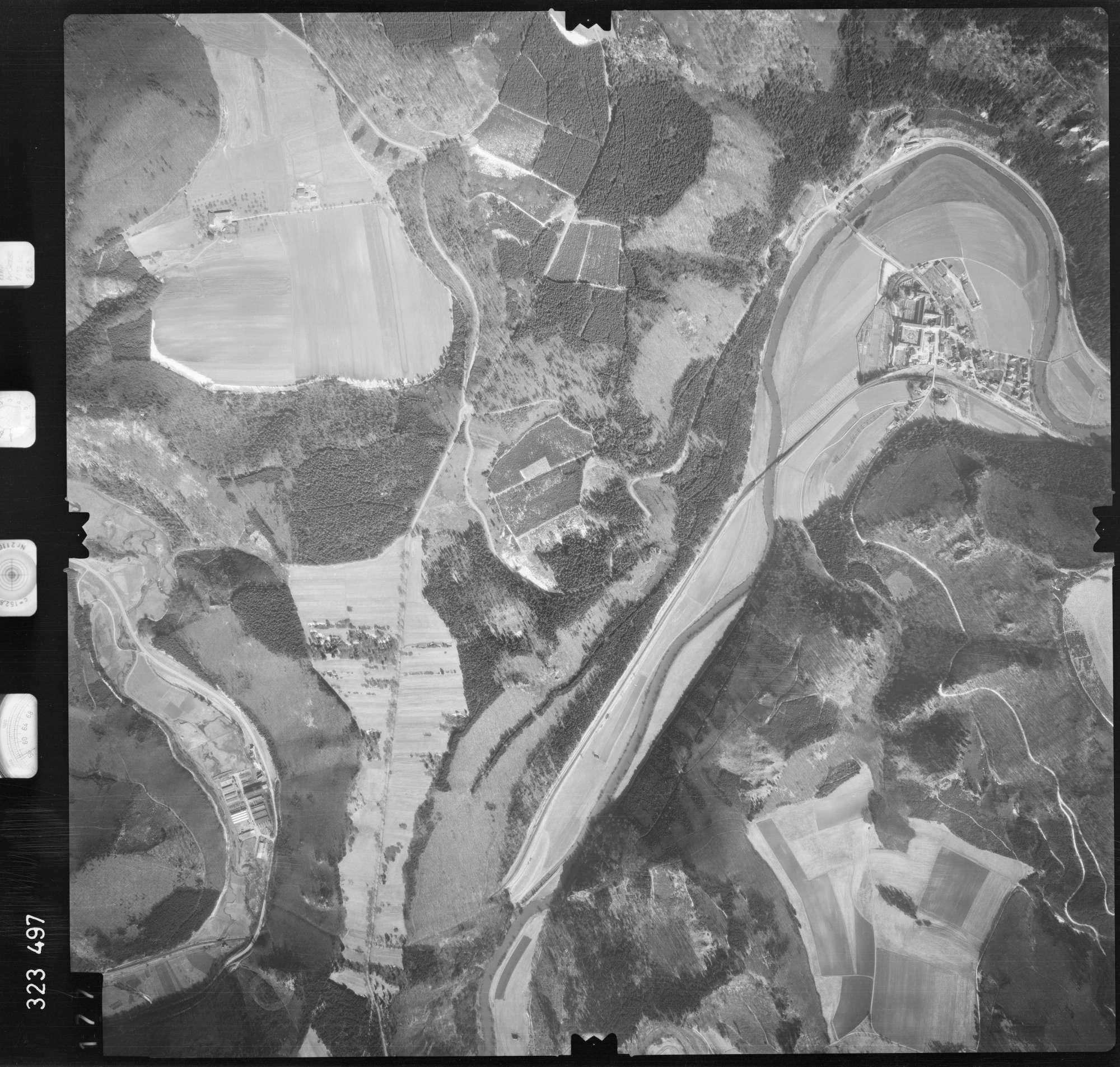 Luftbild: Film 53 Bildnr. 177, Bild 1