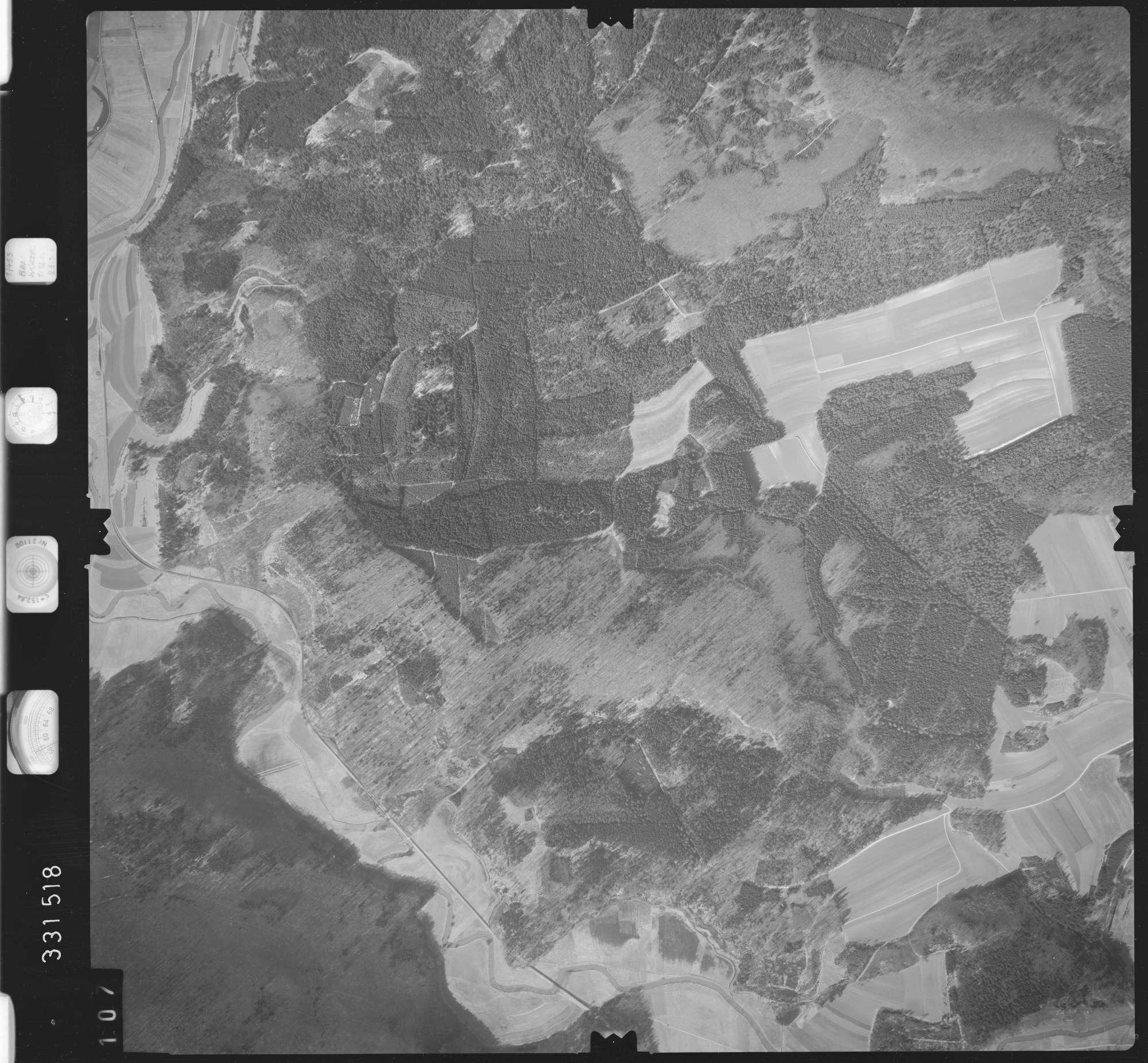 Luftbild: Film 51 Bildnr. 107, Bild 1