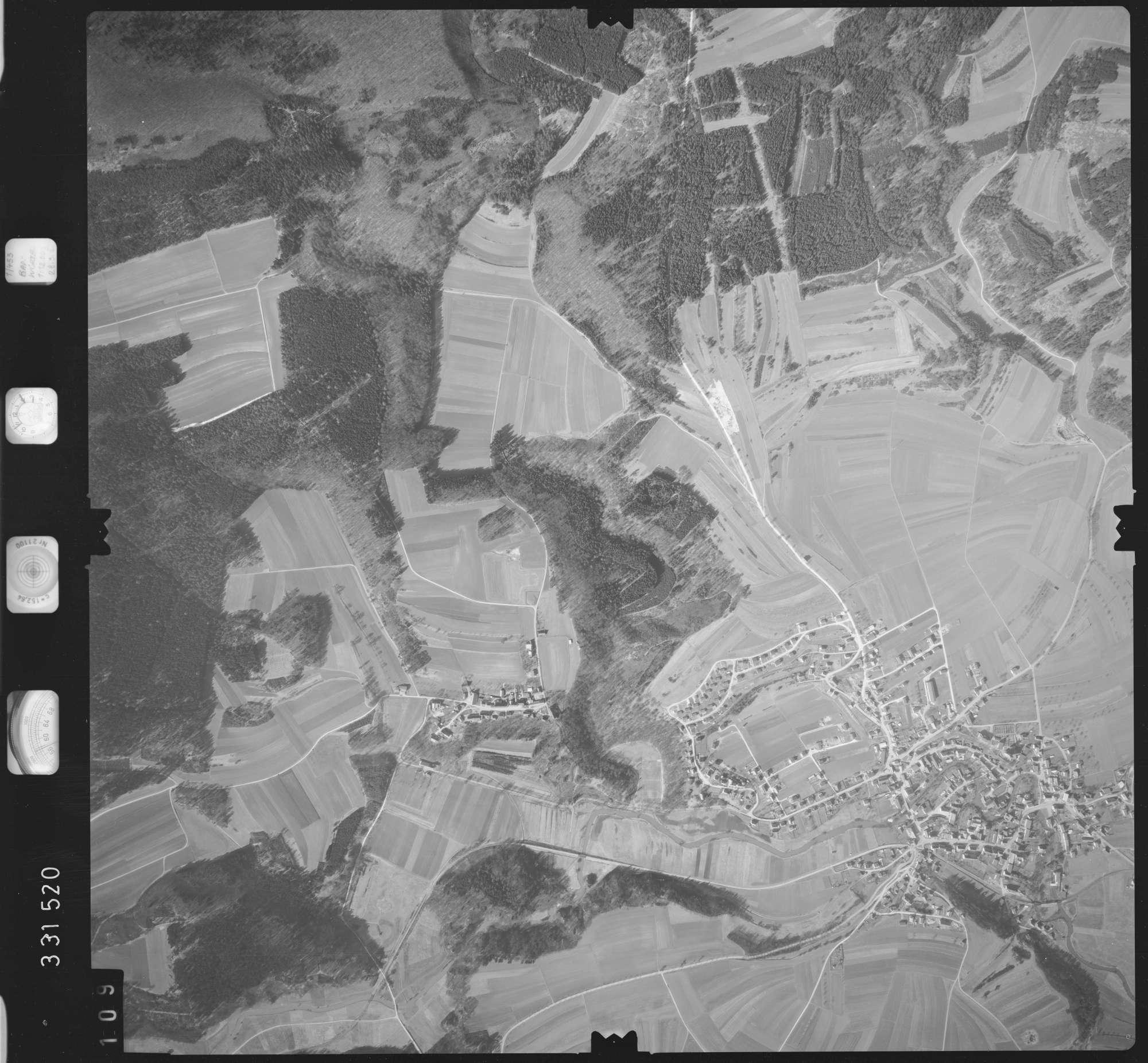 Luftbild: Film 51 Bildnr. 109, Bild 1