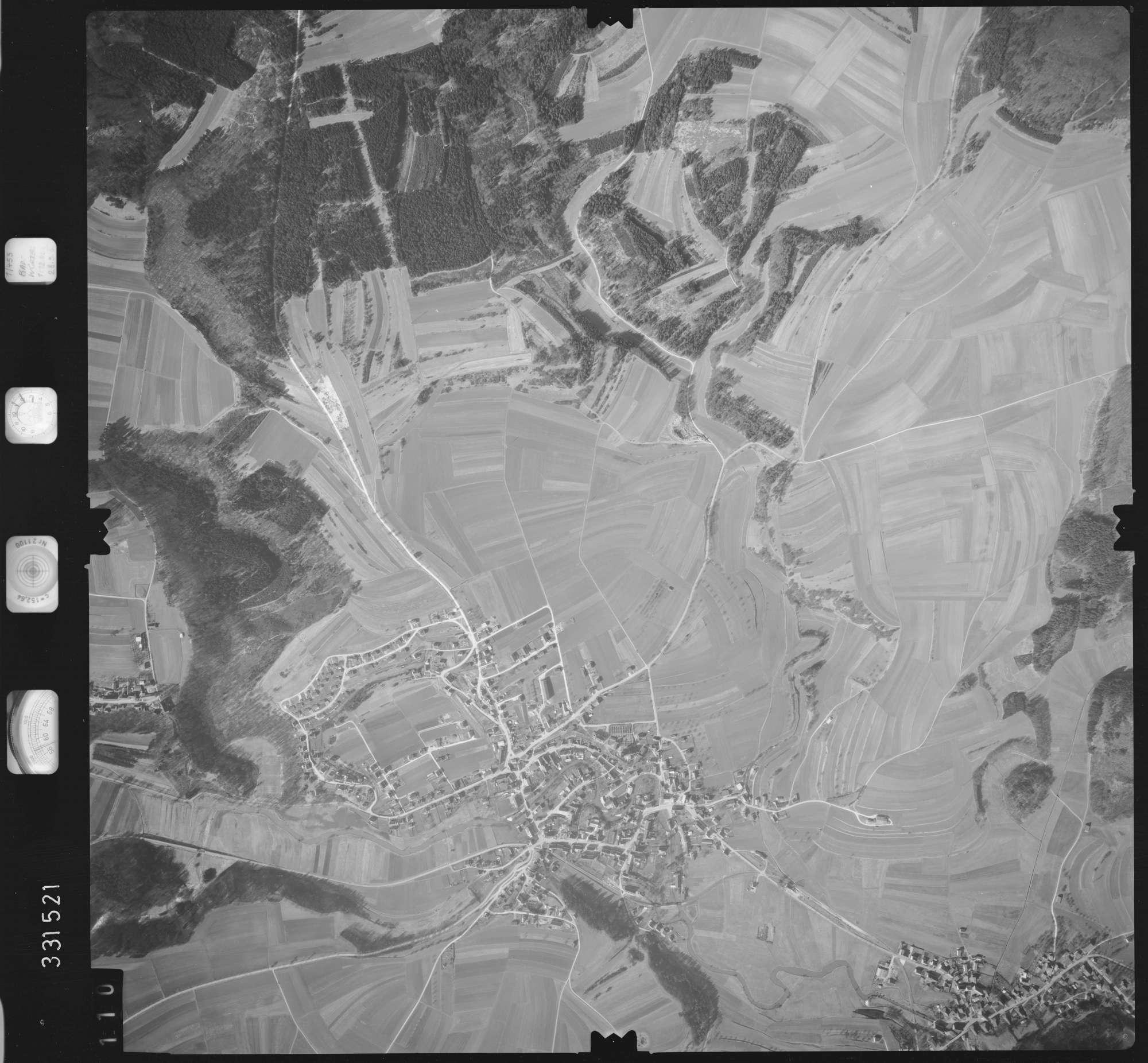 Luftbild: Film 51 Bildnr. 110, Bild 1