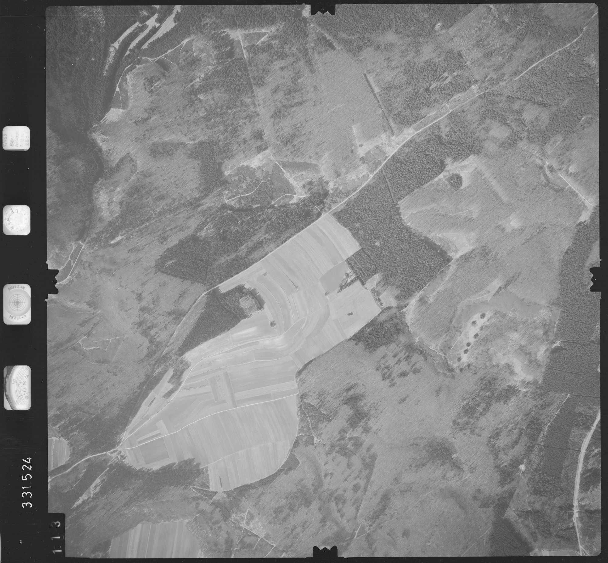 Luftbild: Film 51 Bildnr. 113, Bild 1