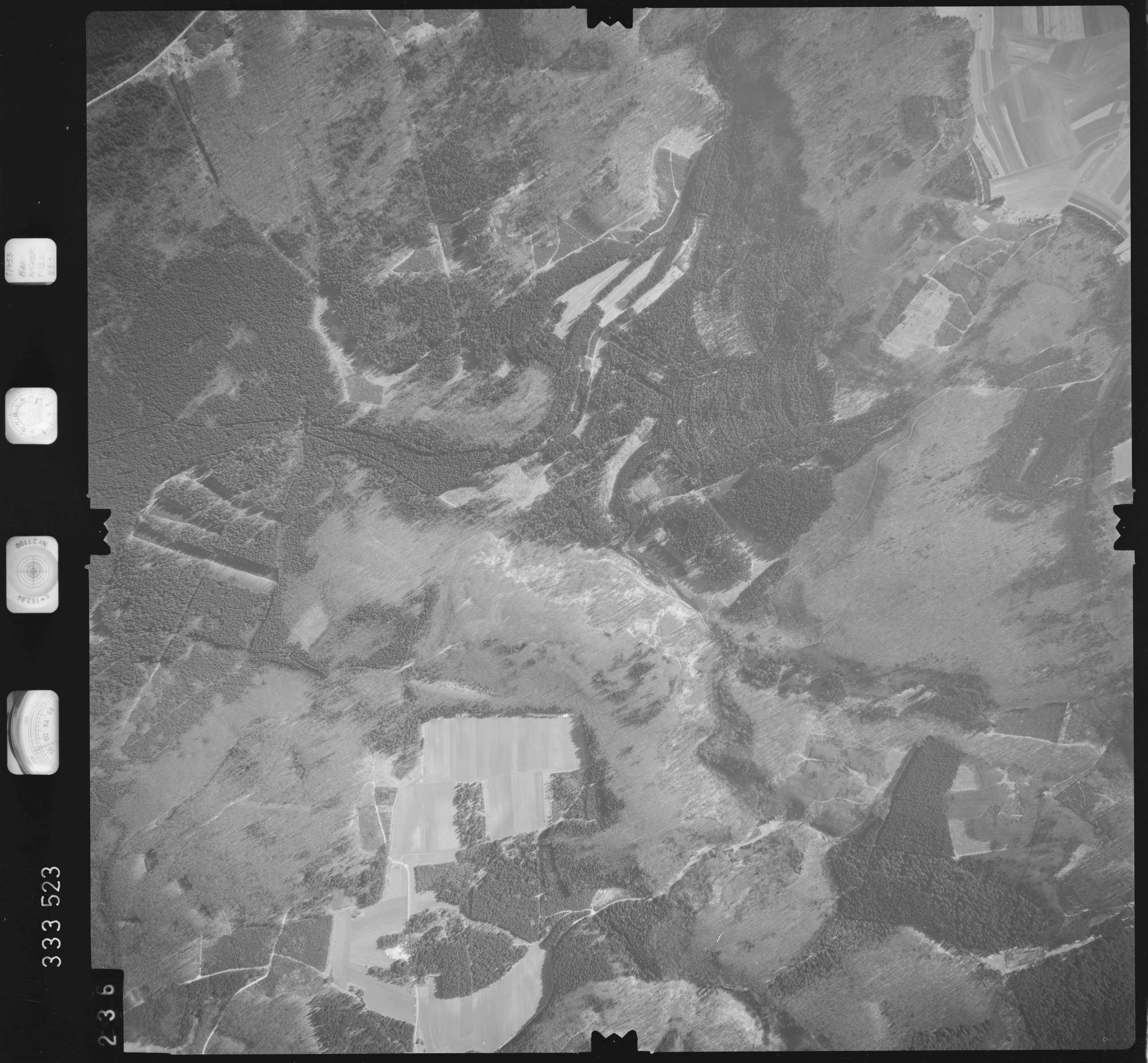 Luftbild: Film 51 Bildnr. 236, Bild 1