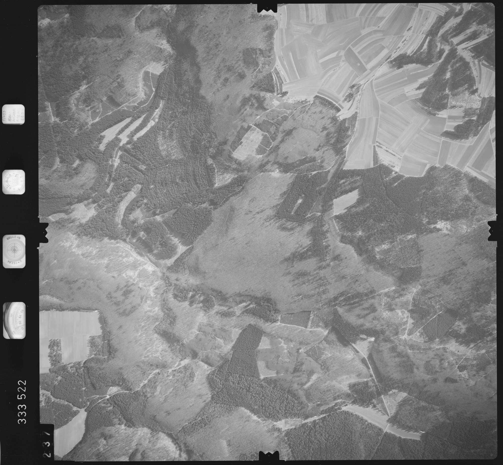 Luftbild: Film 51 Bildnr. 237, Bild 1
