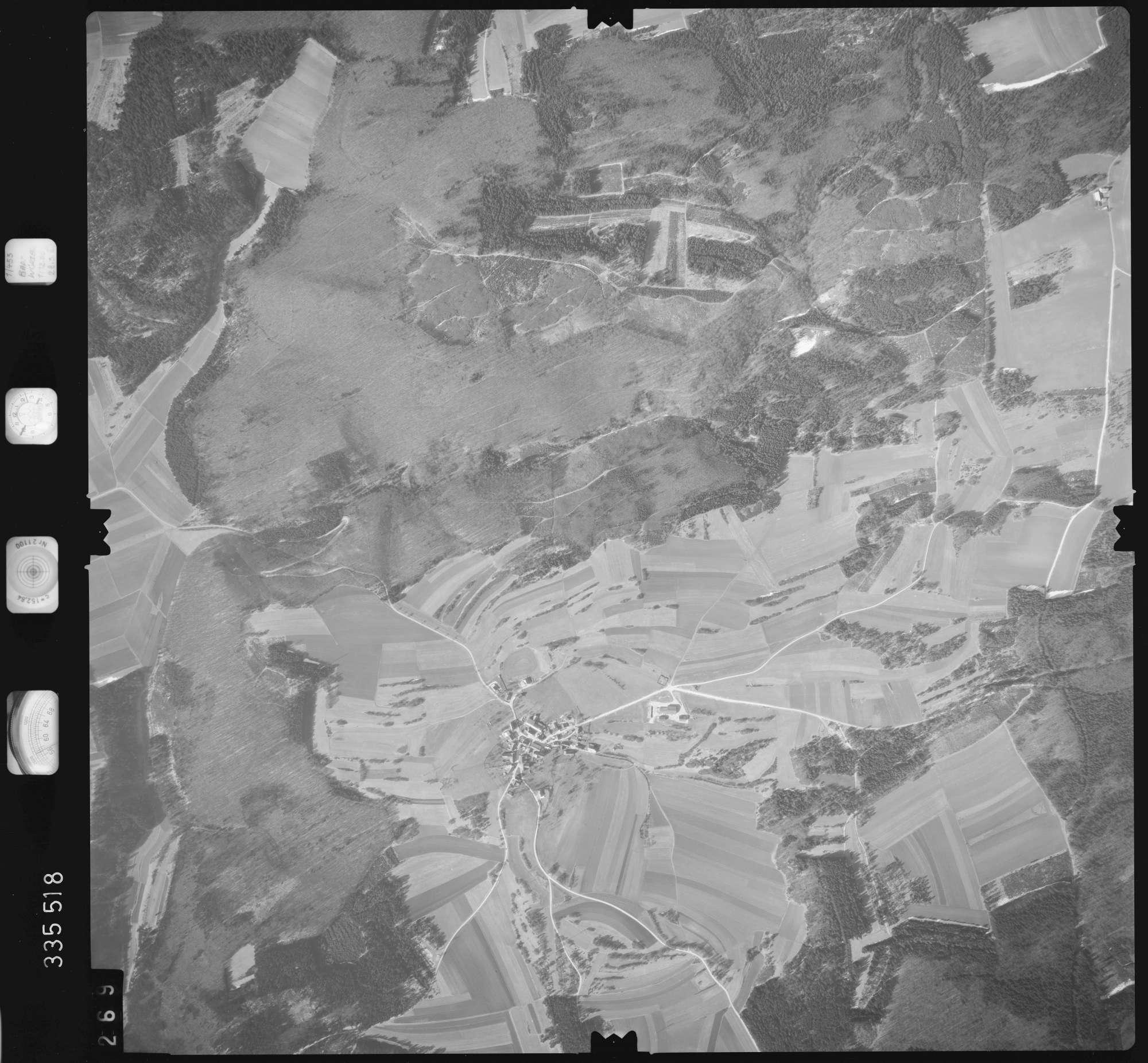 Luftbild: Film 51 Bildnr. 269, Bild 1