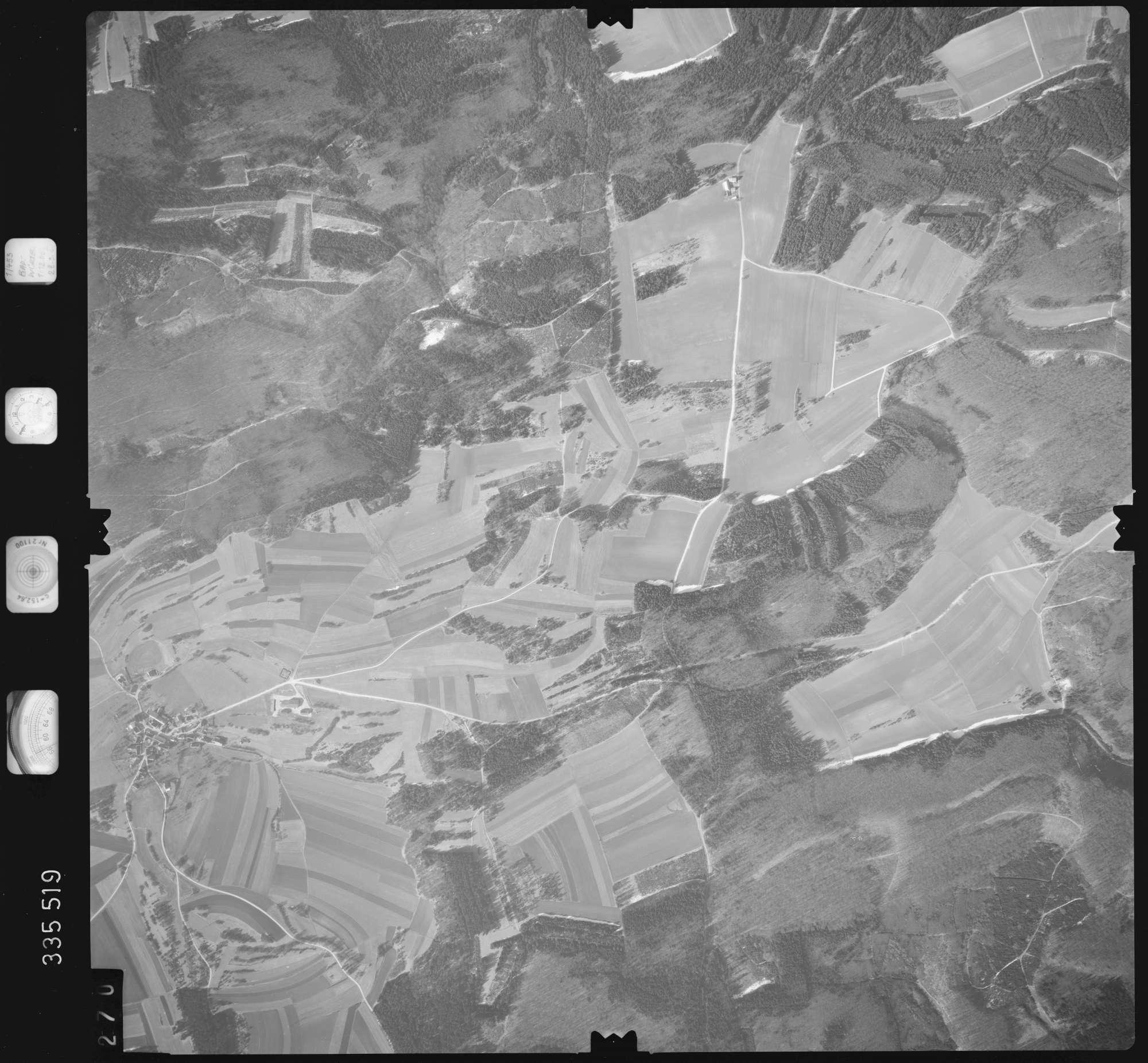 Luftbild: Film 51 Bildnr. 270, Bild 1