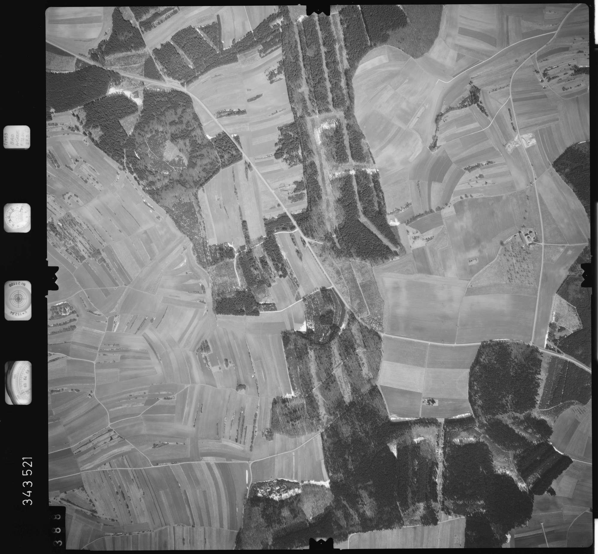 Luftbild: Film 46 Bildnr. 388, Bild 1