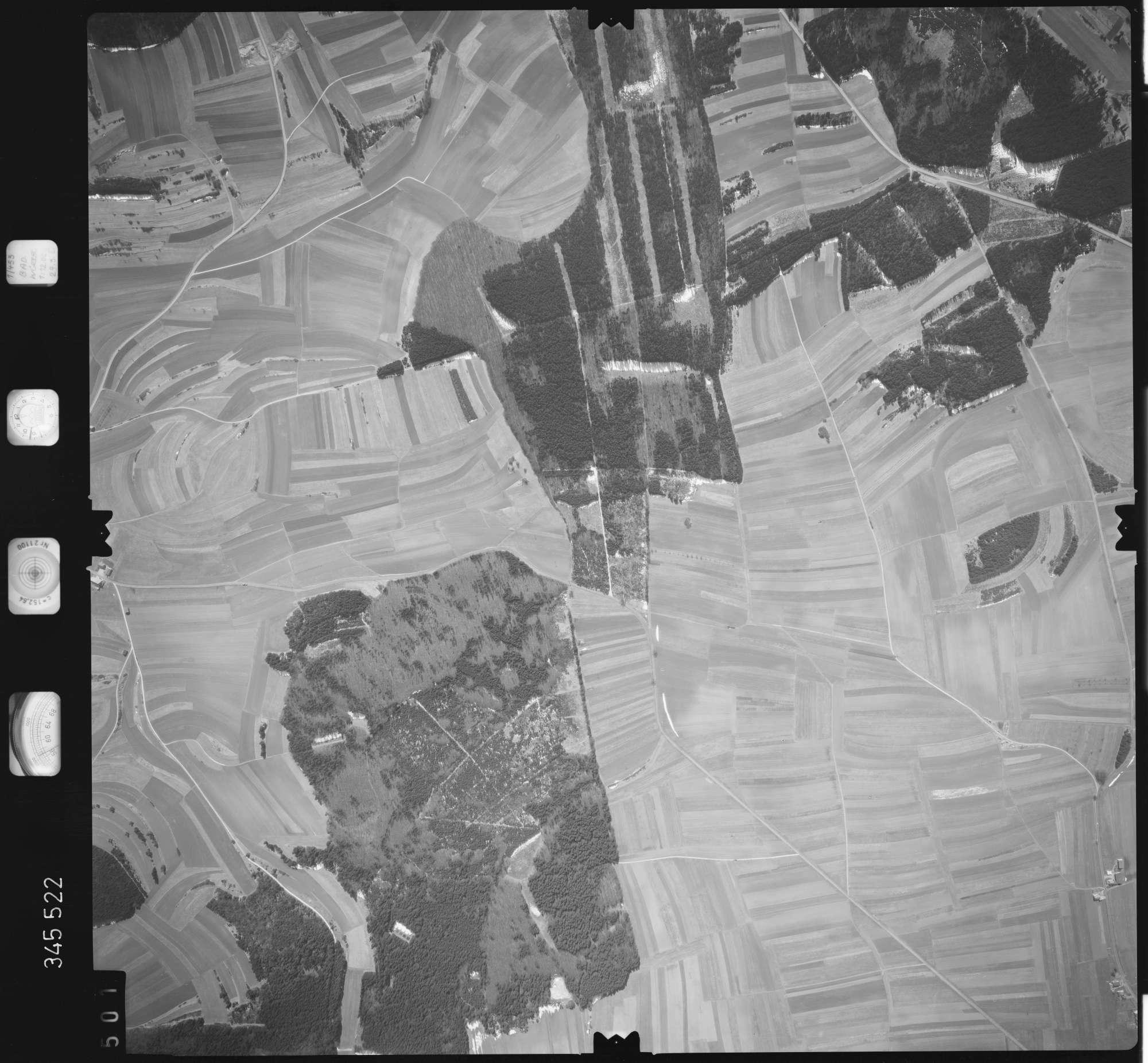 Luftbild: Film 46 Bildnr. 501, Bild 1