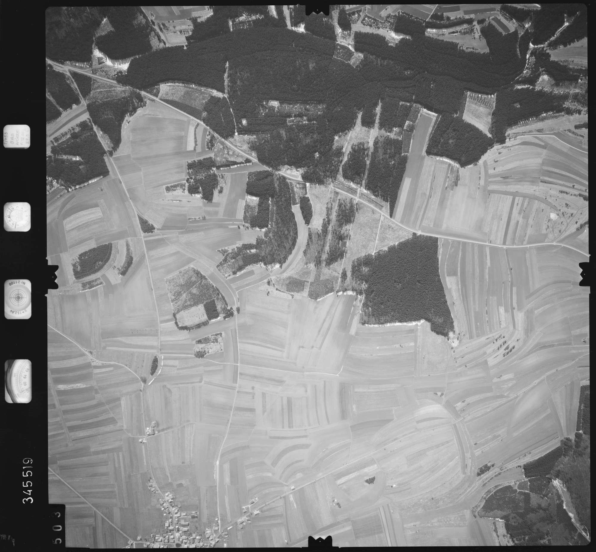 Luftbild: Film 46 Bildnr. 503, Bild 1