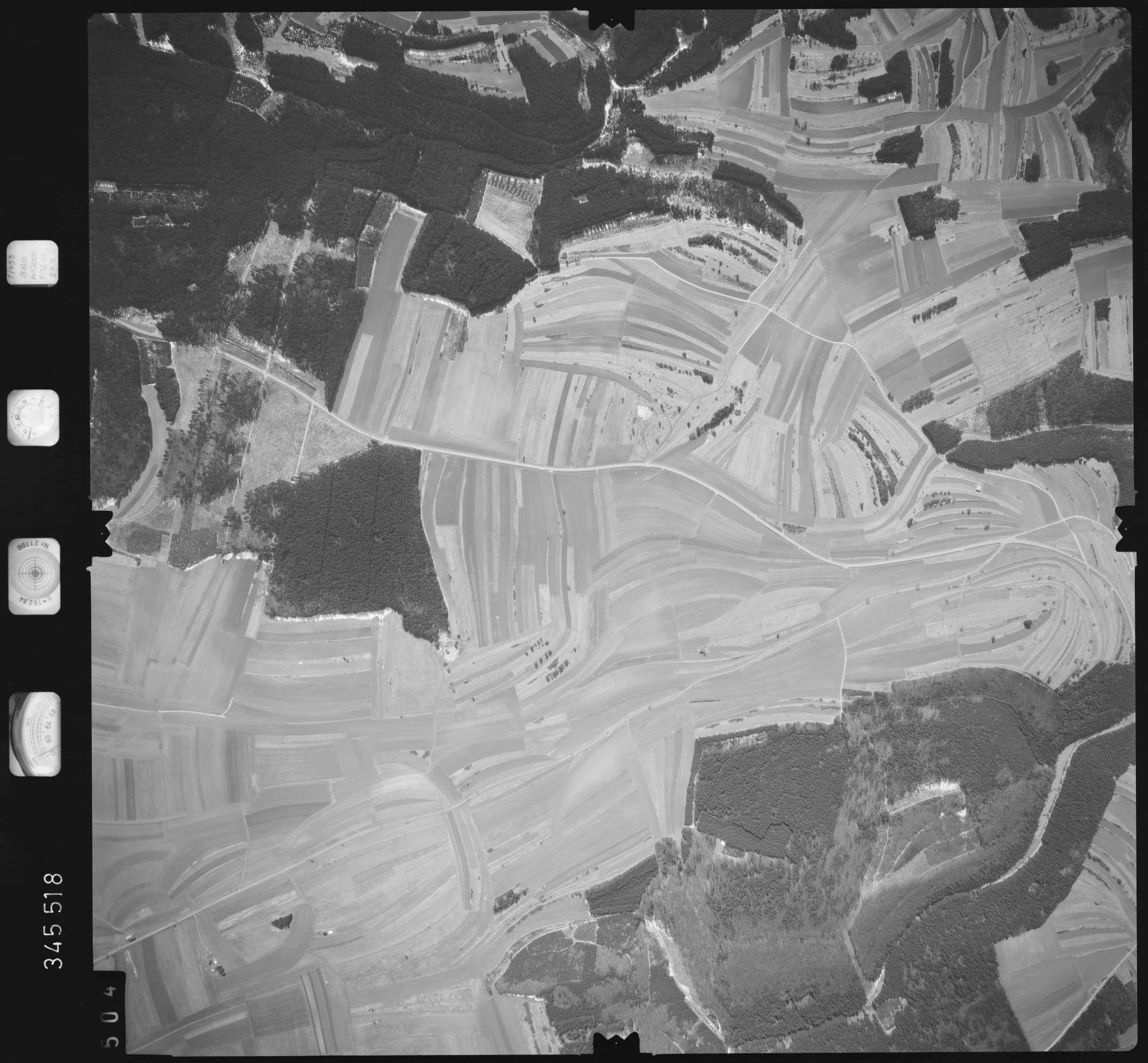 Luftbild: Film 46 Bildnr. 504, Bild 1