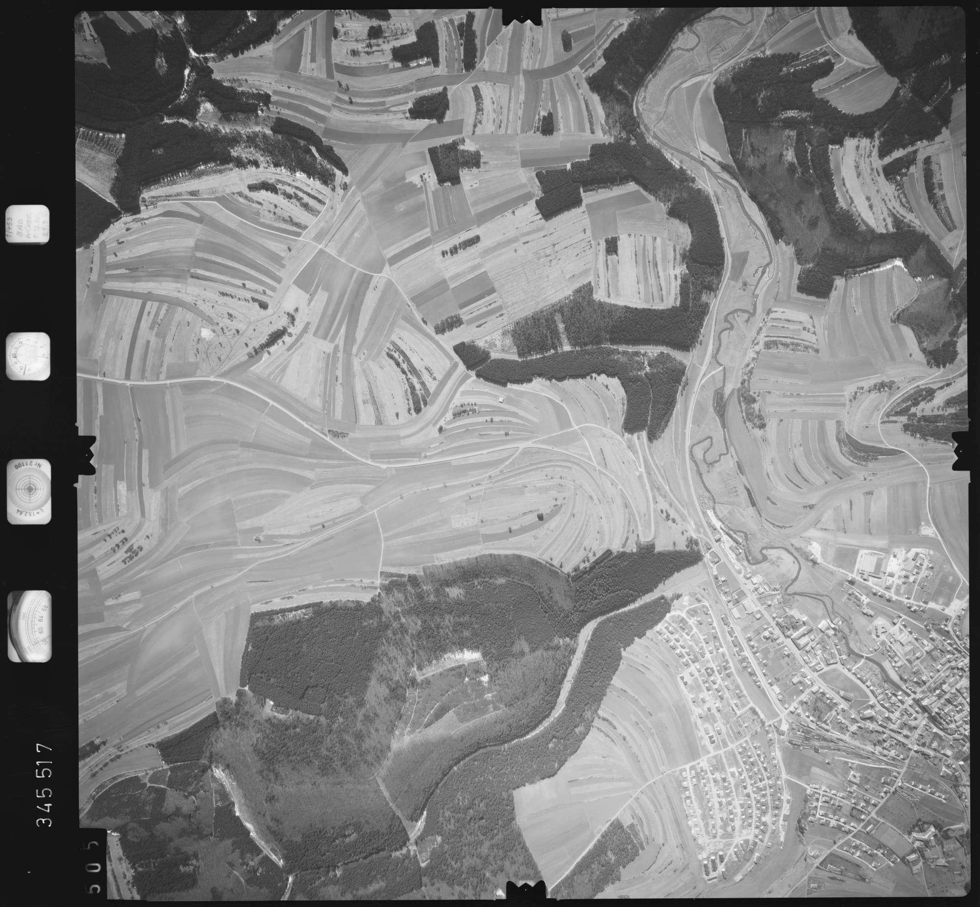 Luftbild: Film 46 Bildnr. 505, Bild 1